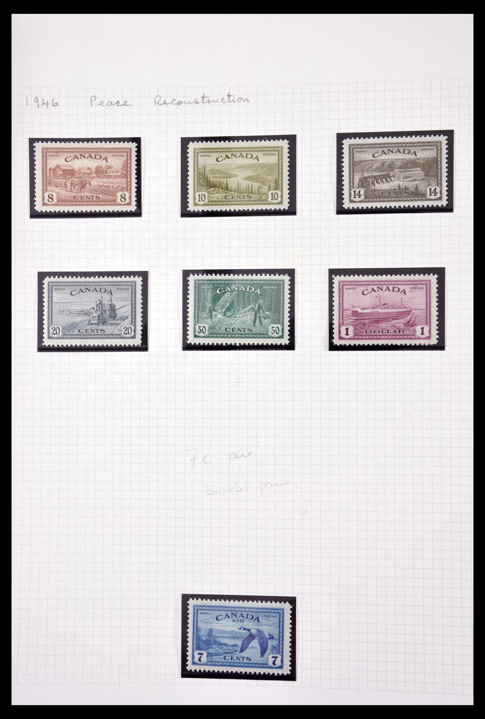 29714 007 - 29714 Canada 1937-1979.