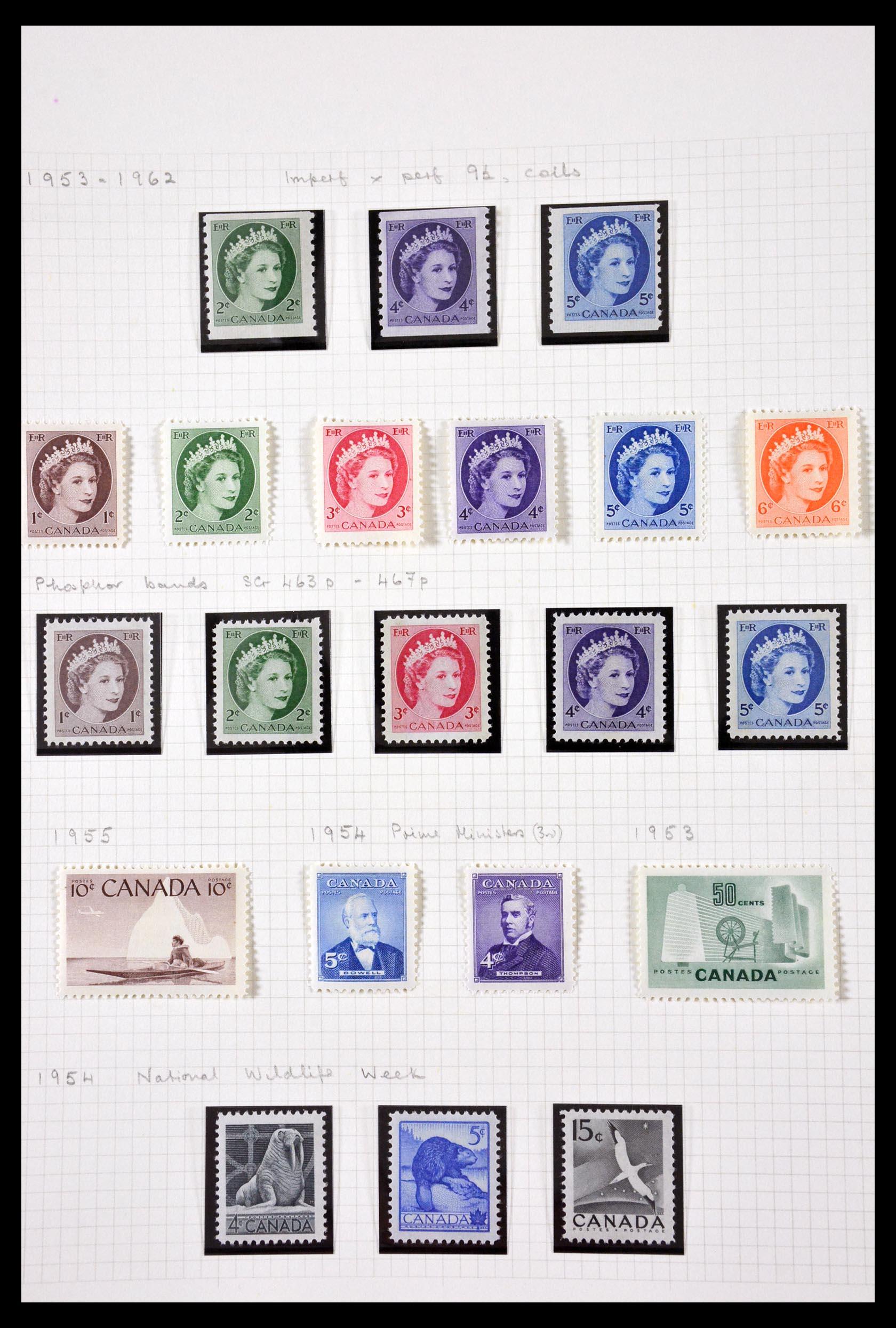 29714 011 - 29714 Canada 1937-1979.