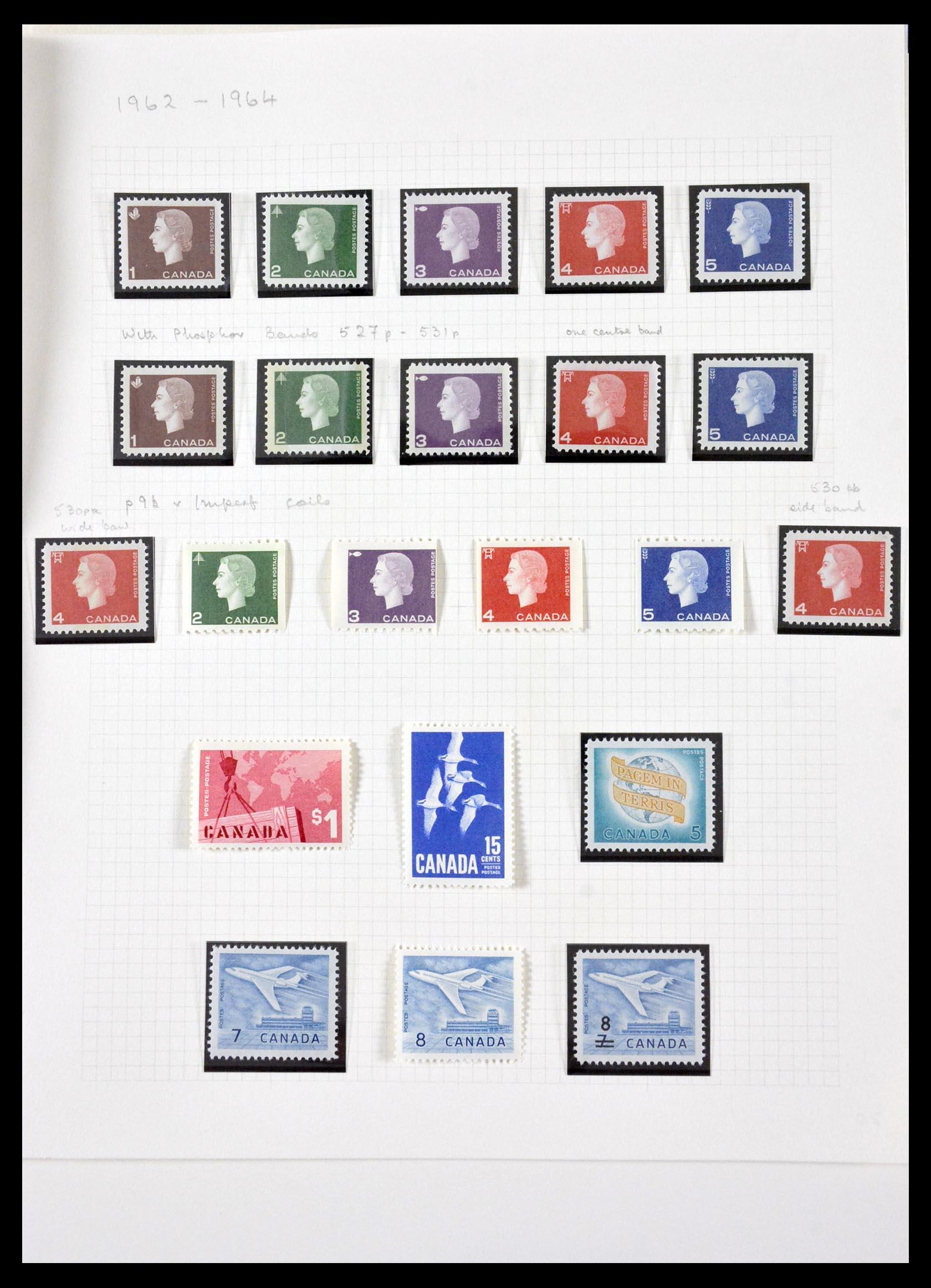 29714 014 - 29714 Canada 1937-1979.