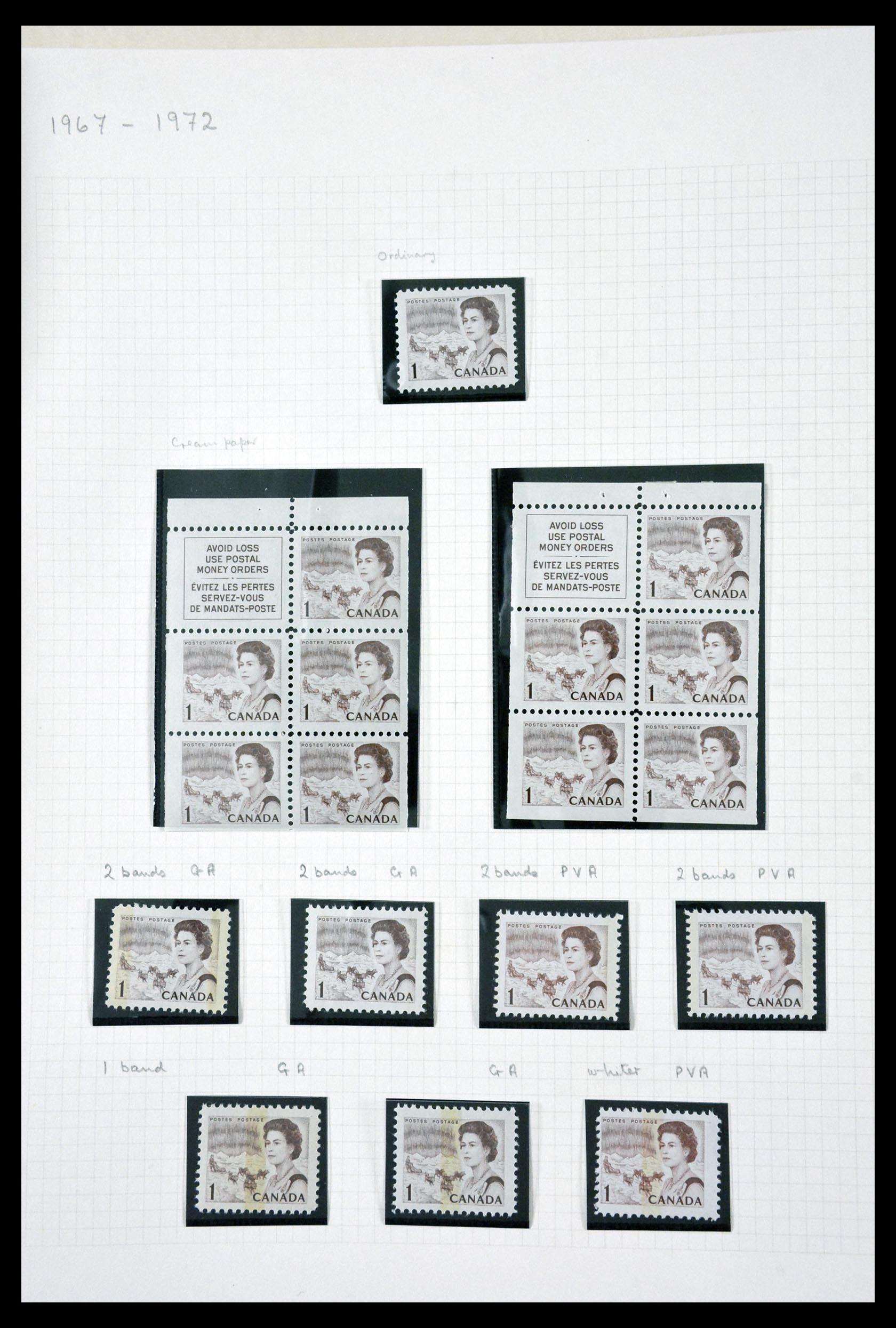 29714 015 - 29714 Canada 1937-1979.