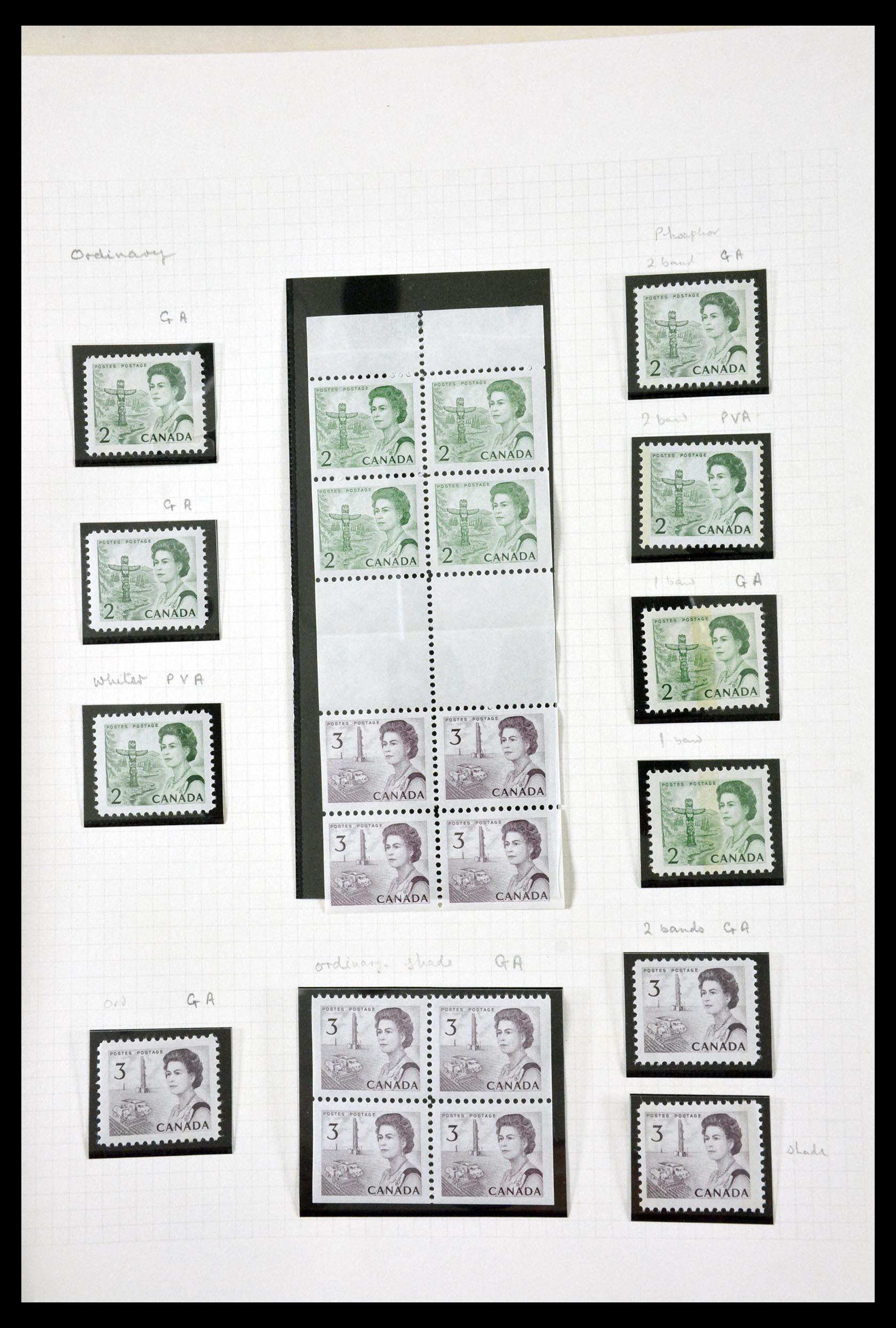 29714 016 - 29714 Canada 1937-1979.