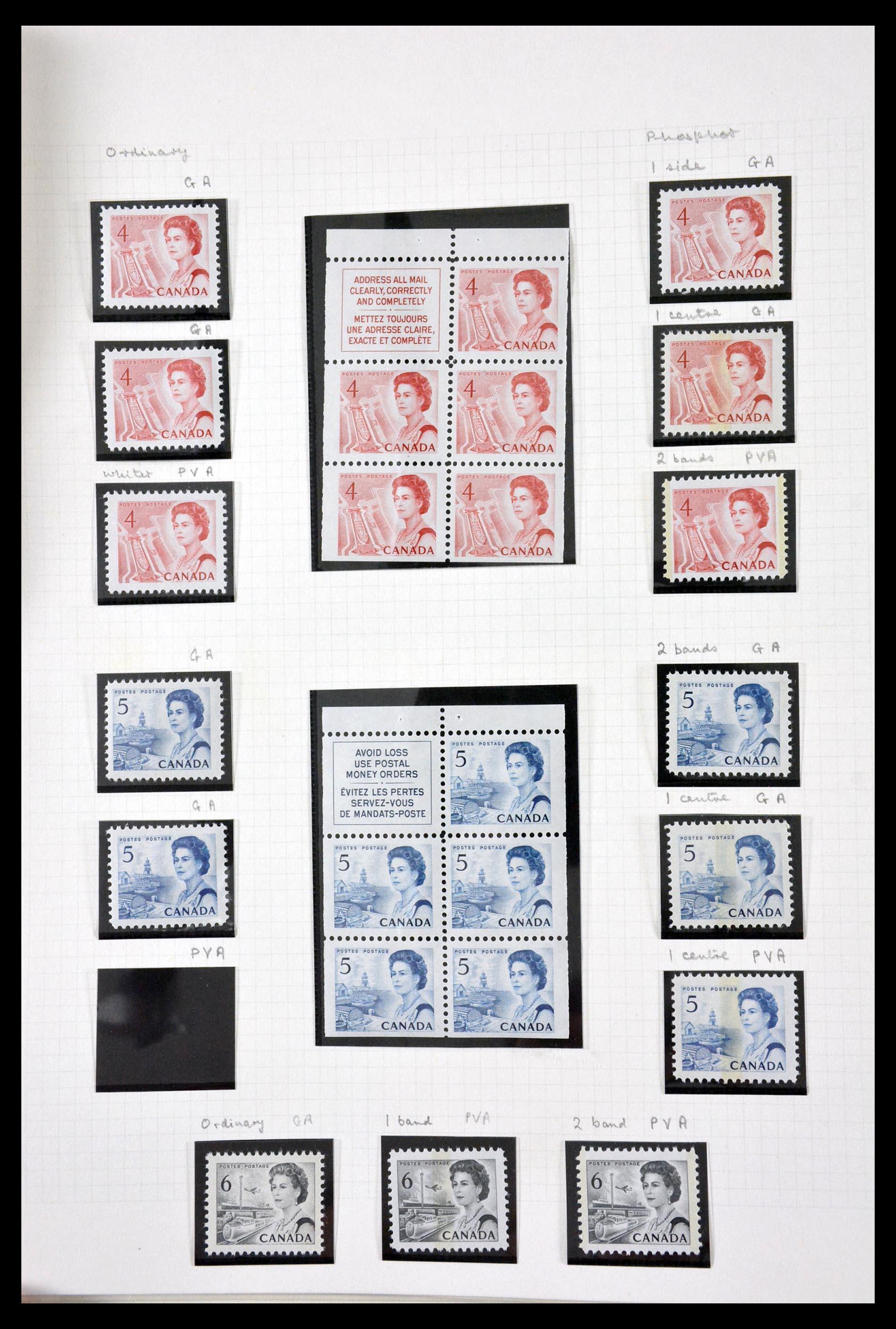 29714 017 - 29714 Canada 1937-1979.