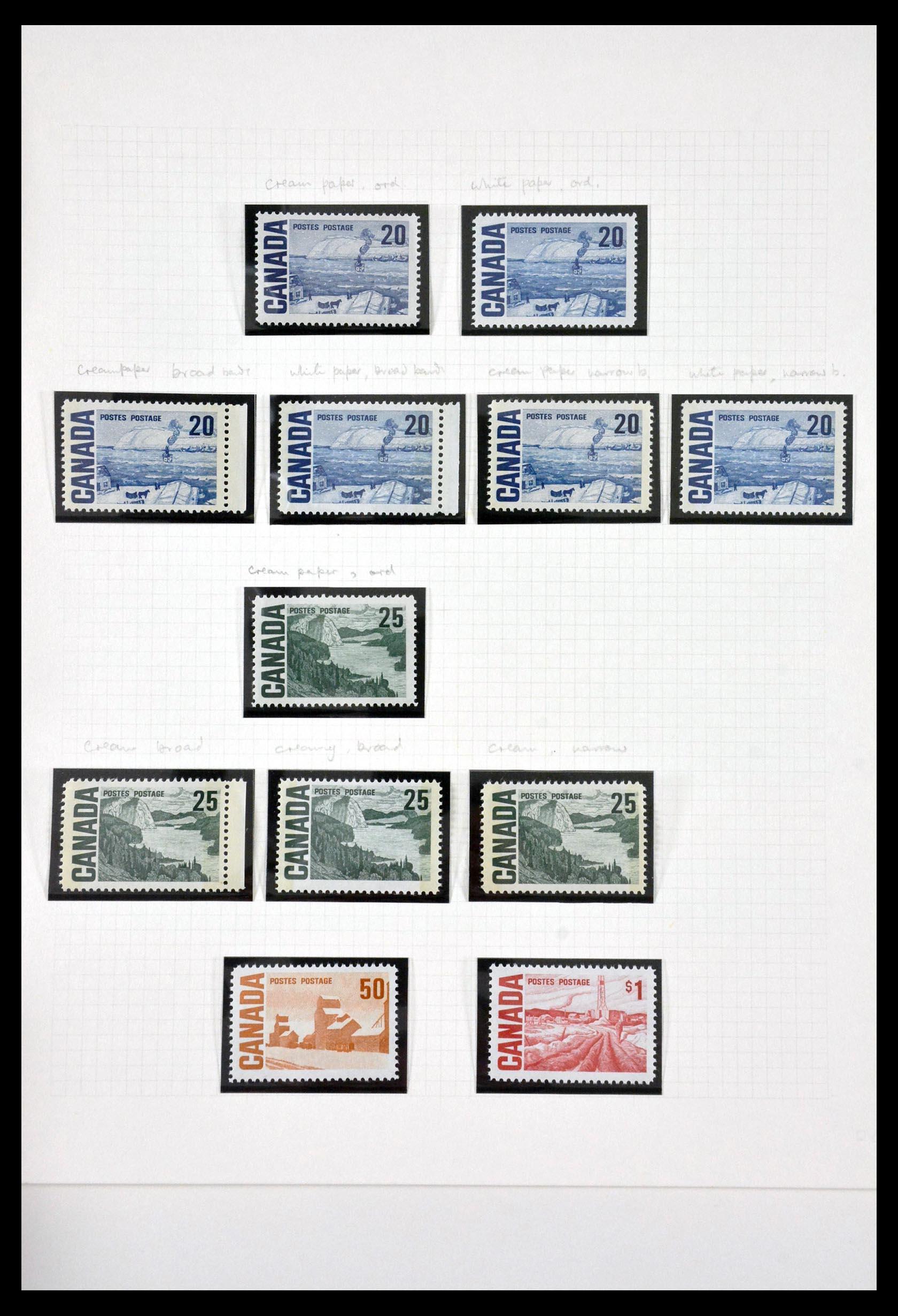 29714 019 - 29714 Canada 1937-1979.