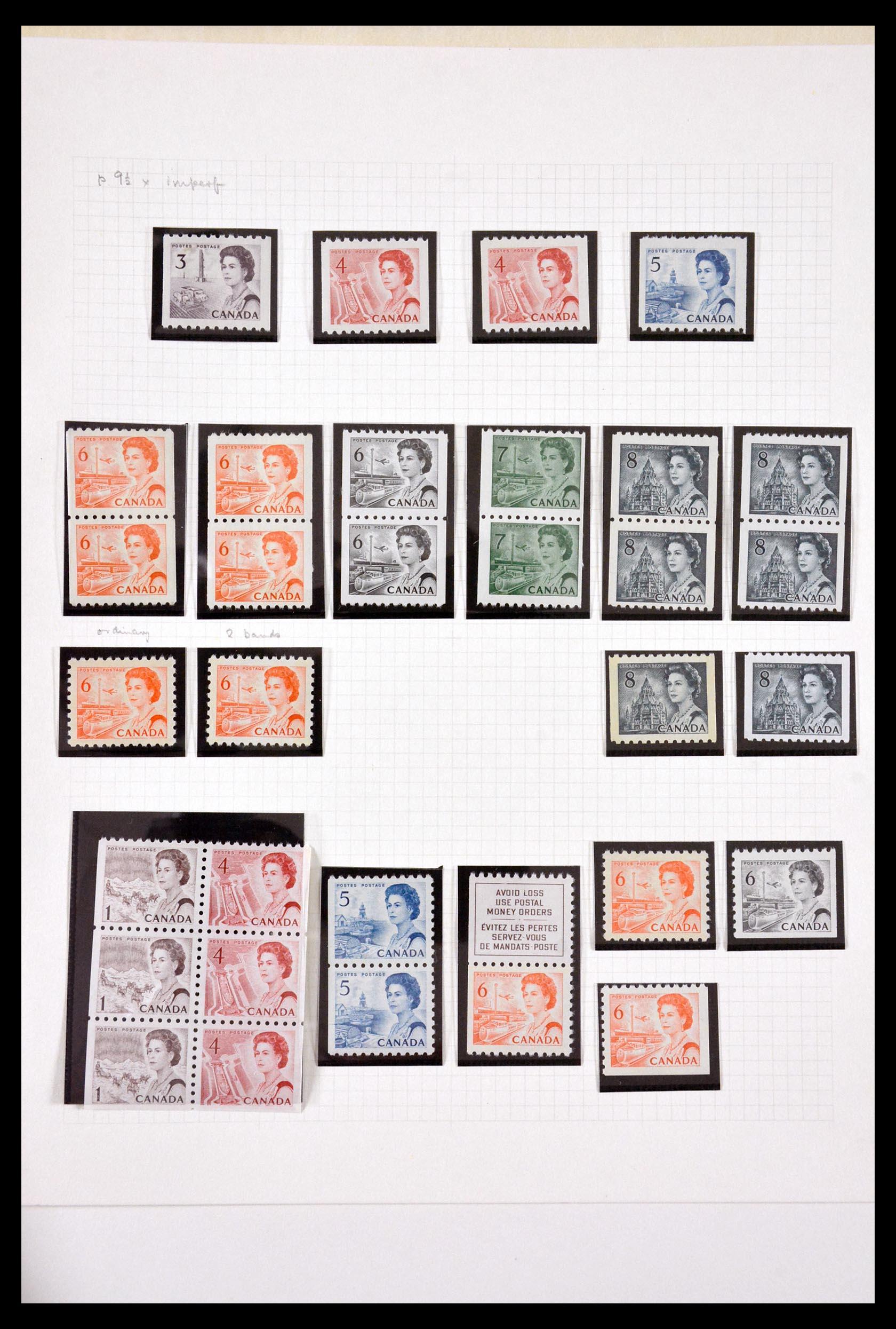 29714 020 - 29714 Canada 1937-1979.