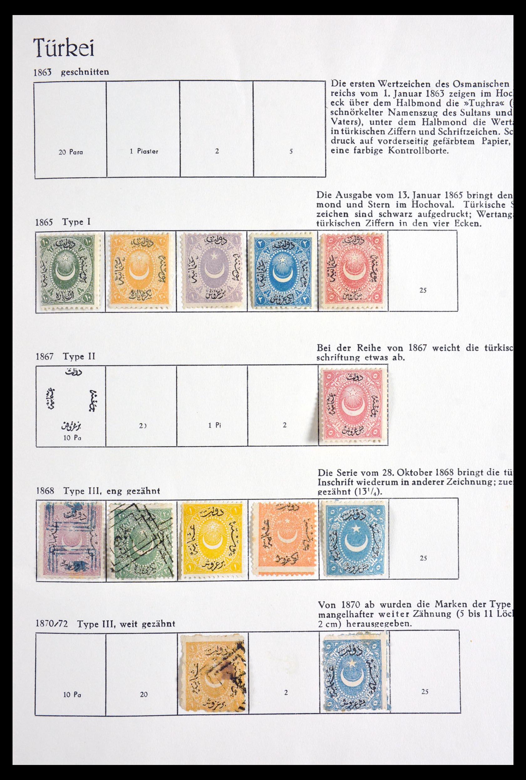 29894 002 - 29894 Turkije 1865-1967.