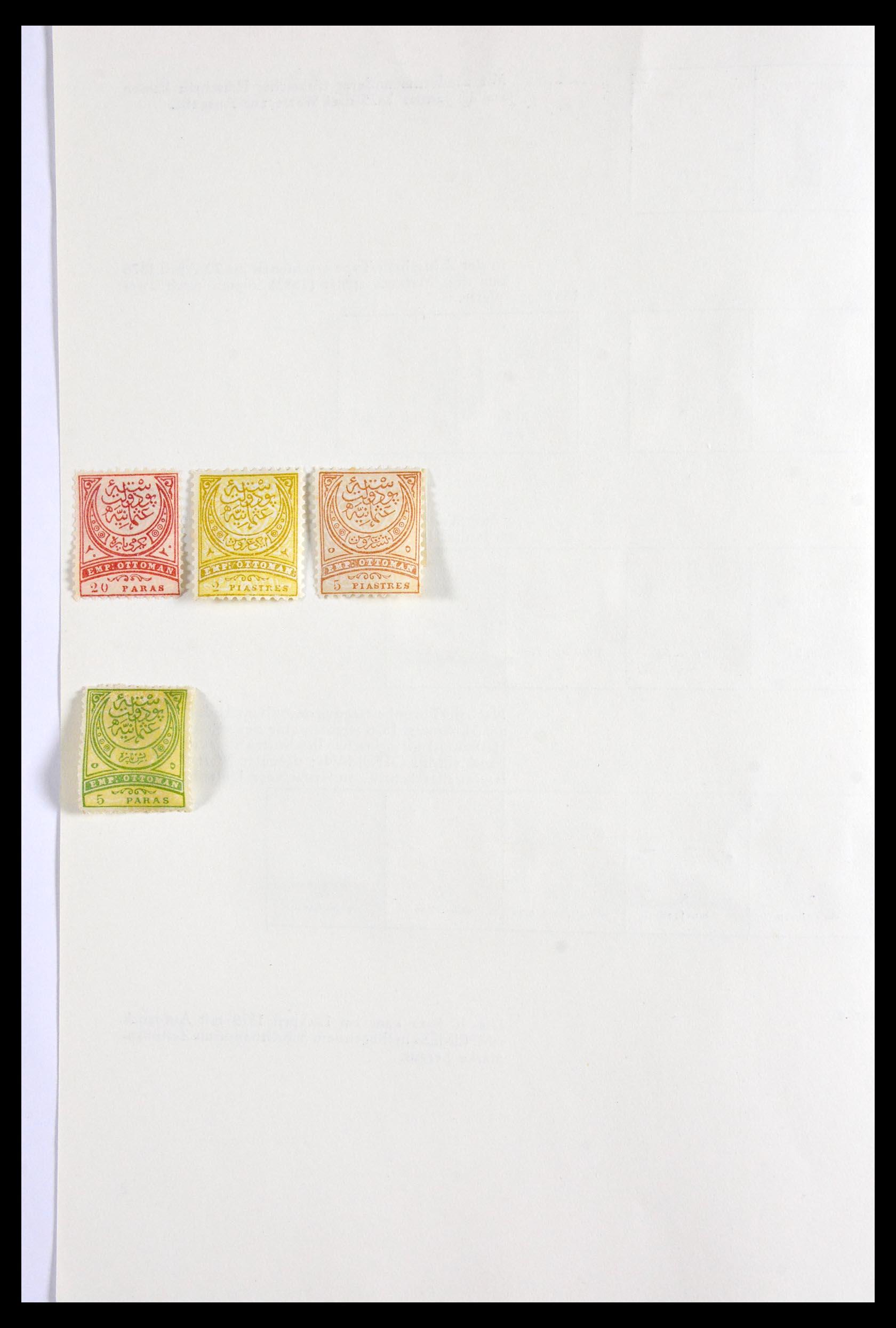 29894 004 - 29894 Turkije 1865-1967.