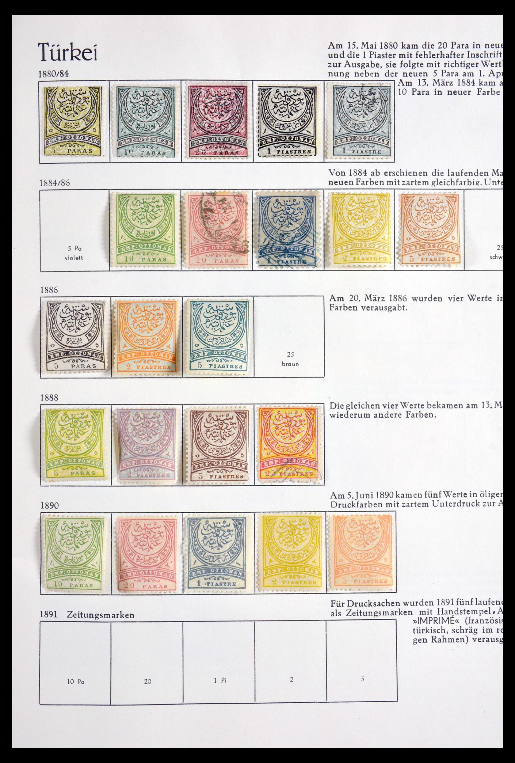 29894 005 - 29894 Turkije 1865-1967.