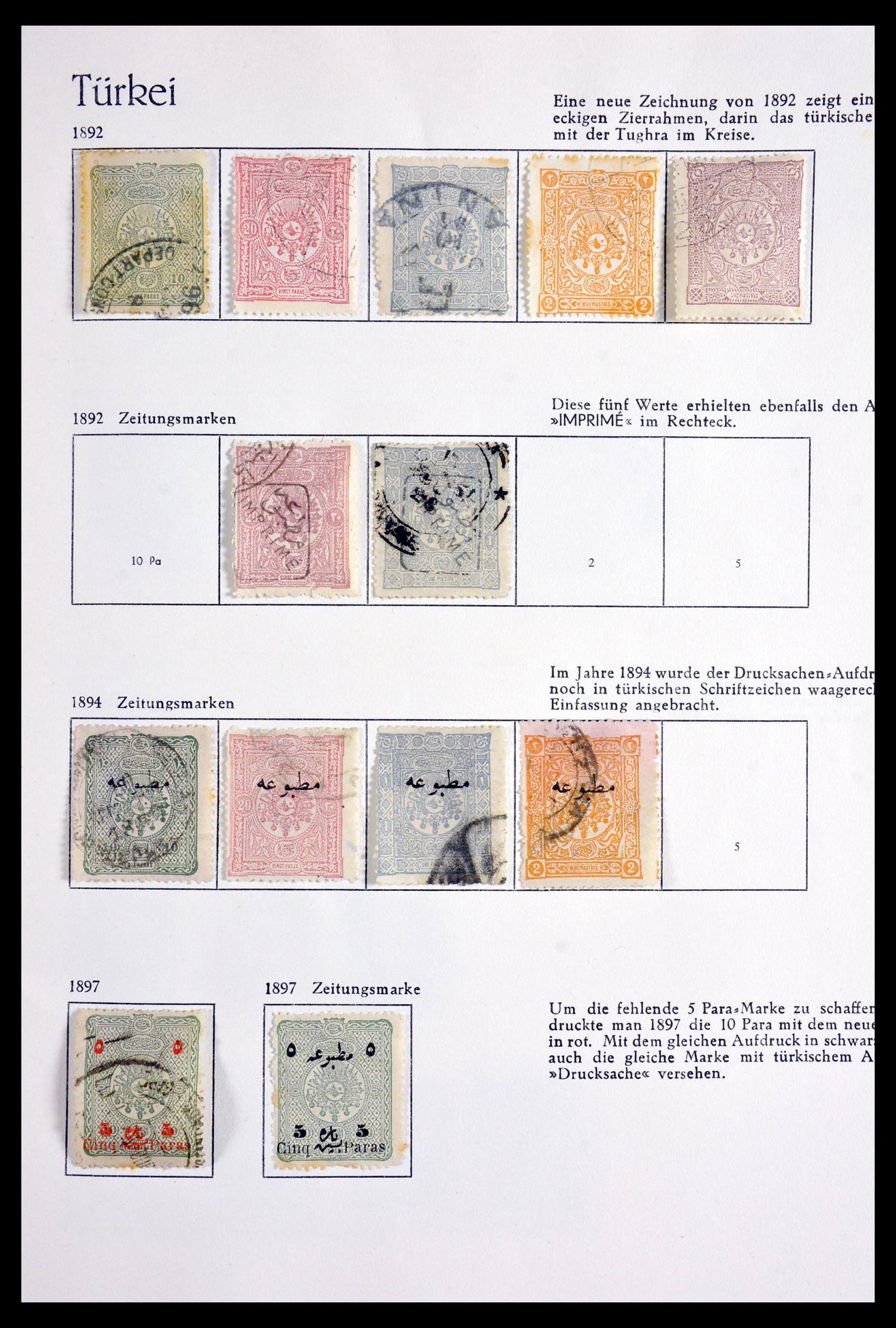29894 007 - 29894 Turkije 1865-1967.