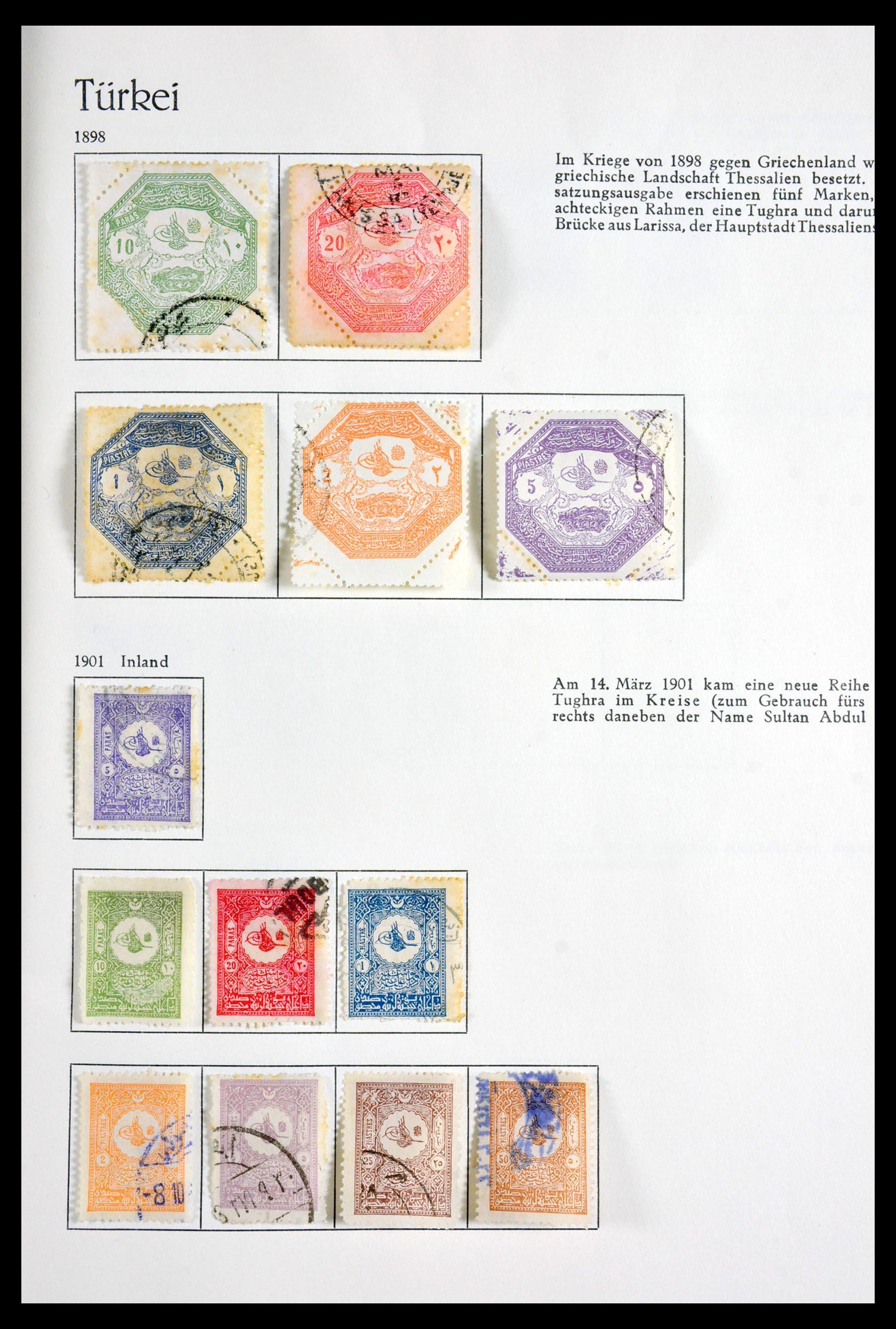 29894 008 - 29894 Turkije 1865-1967.