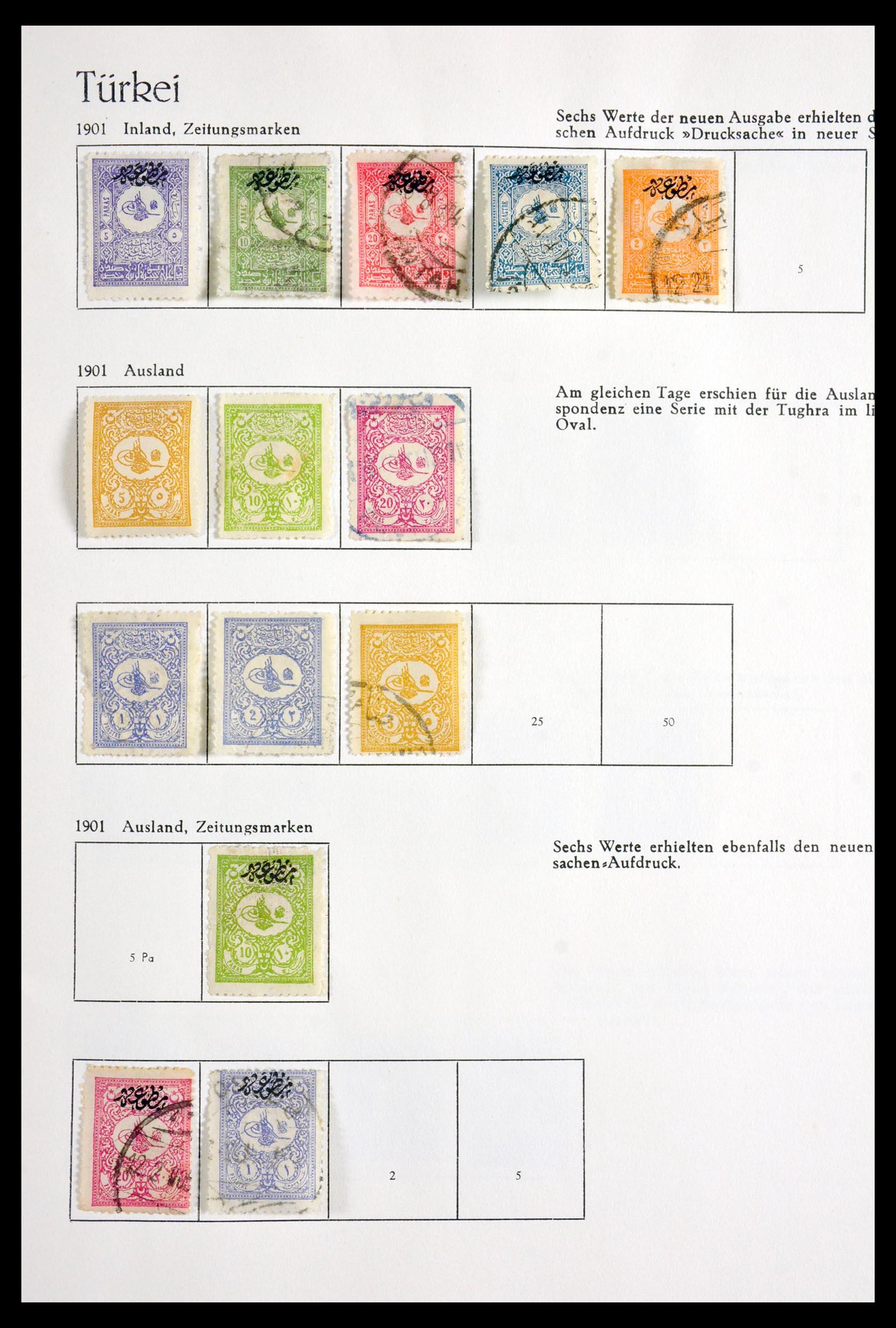 29894 009 - 29894 Turkije 1865-1967.