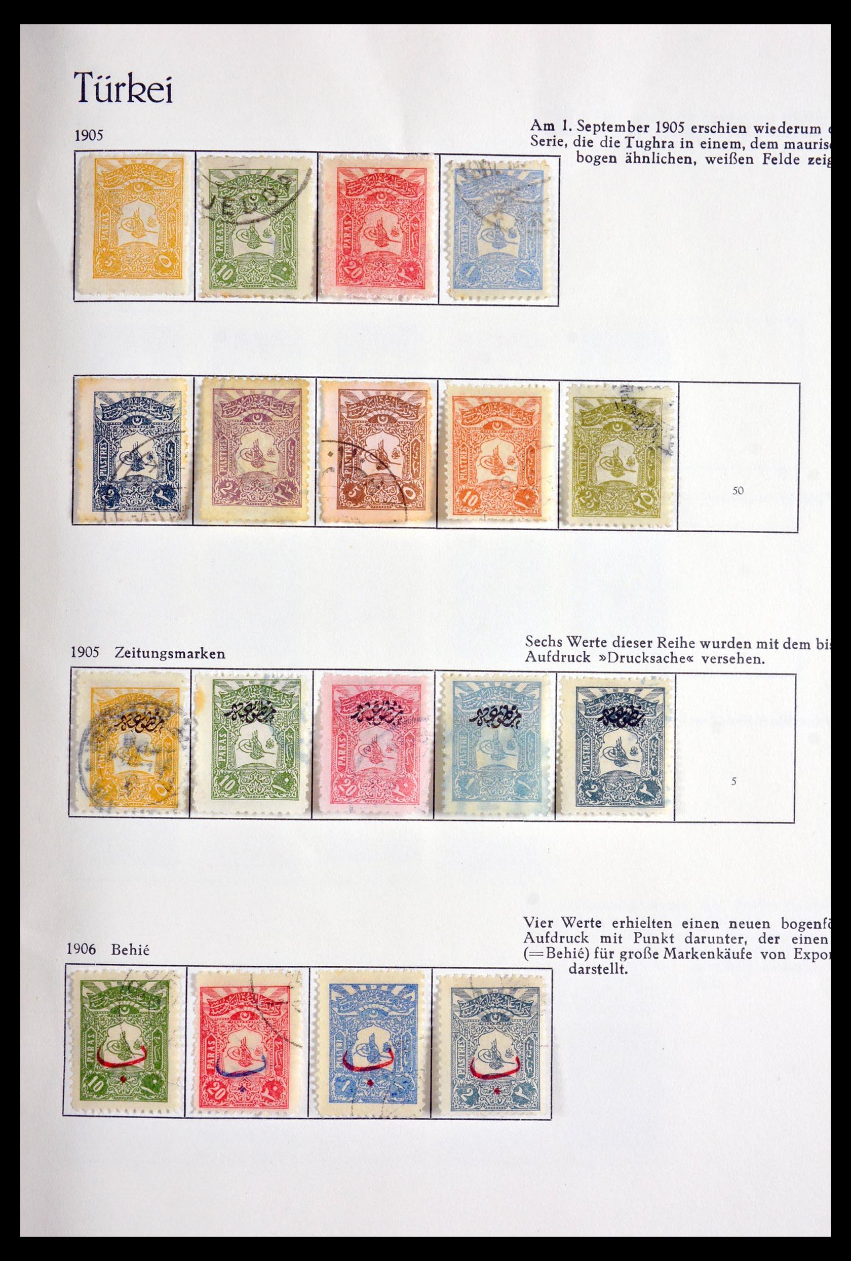 29894 010 - 29894 Turkije 1865-1967.