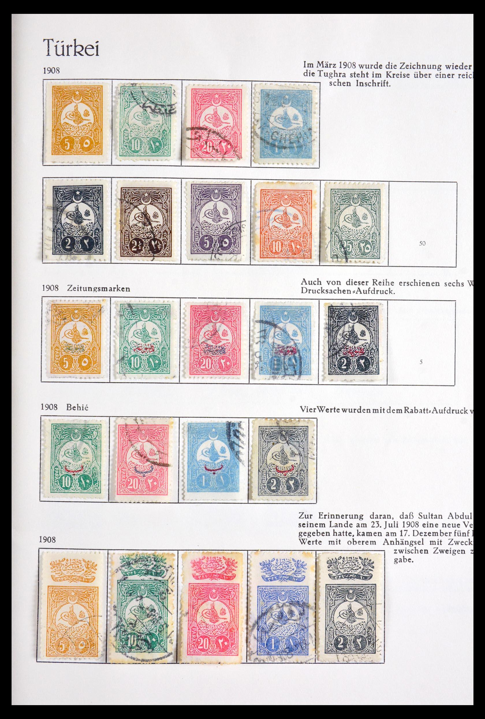 29894 011 - 29894 Turkije 1865-1967.