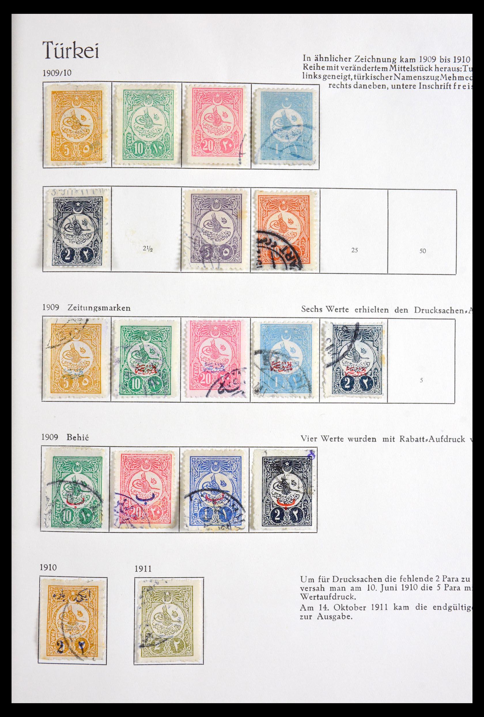 29894 012 - 29894 Turkije 1865-1967.