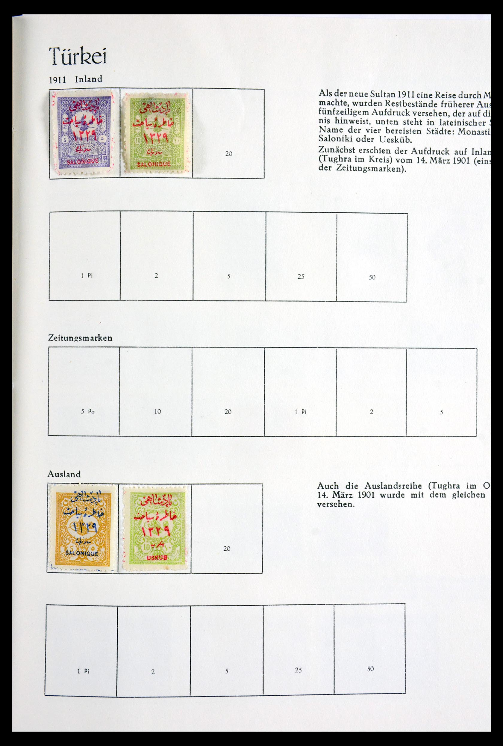 29894 014 - 29894 Turkije 1865-1967.