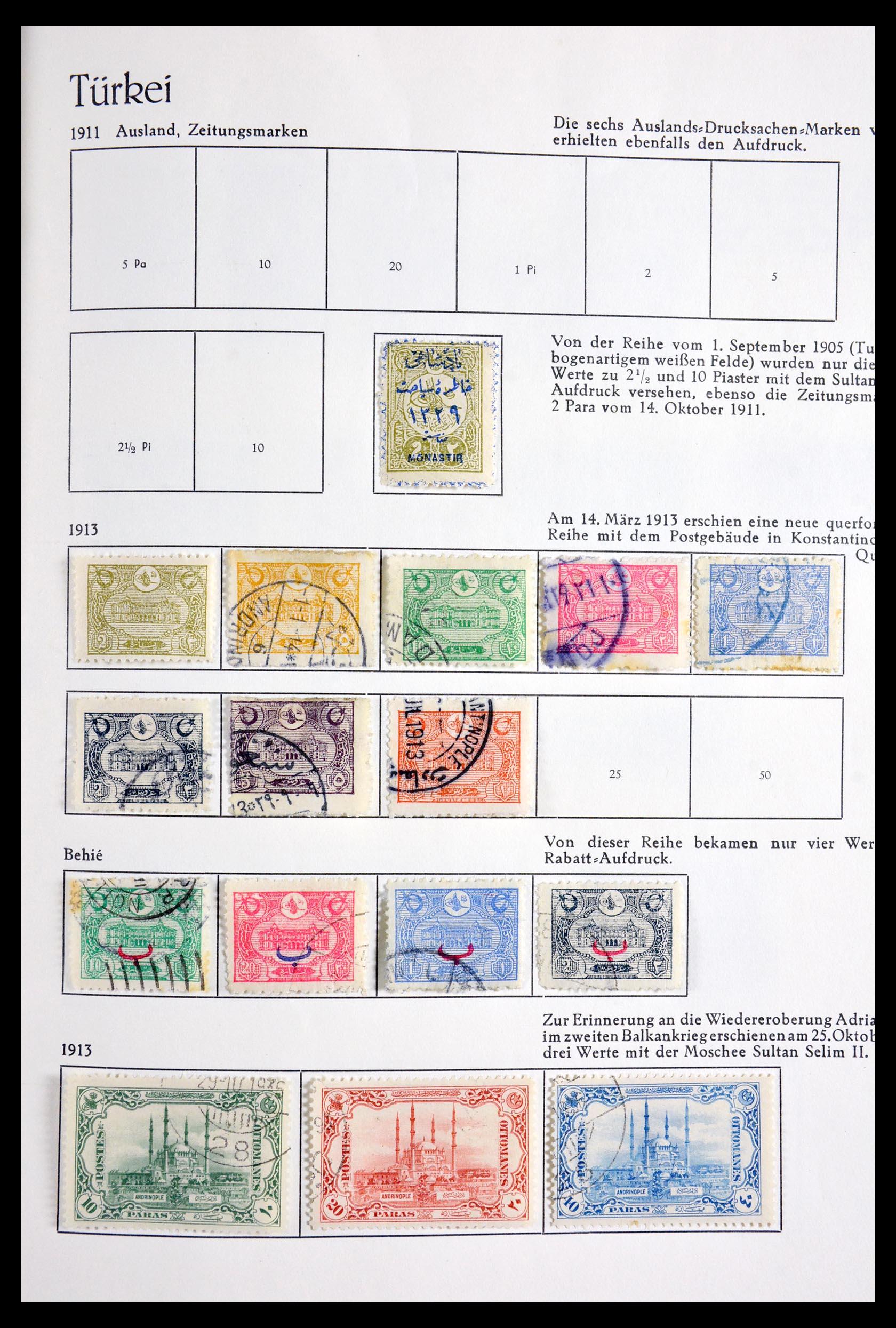 29894 016 - 29894 Turkije 1865-1967.