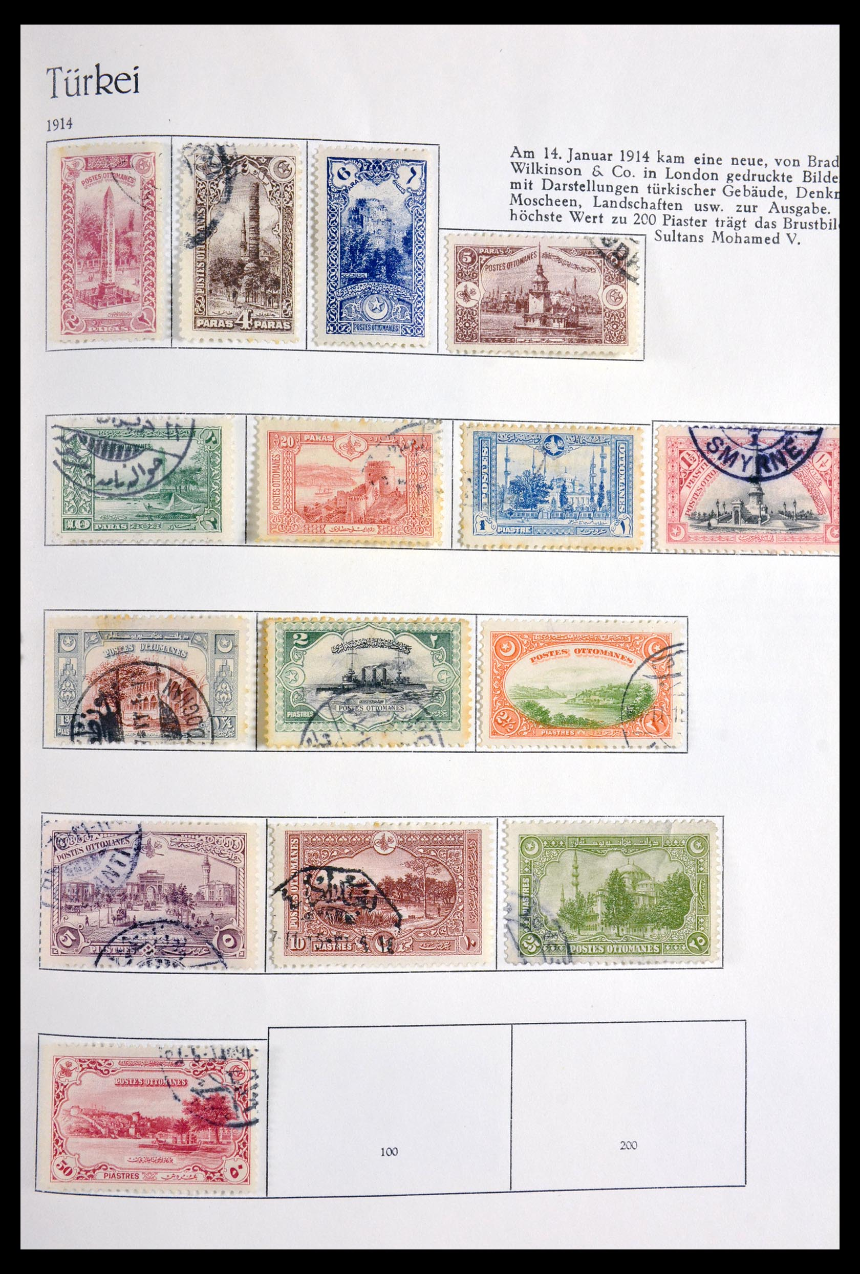 29894 017 - 29894 Turkije 1865-1967.