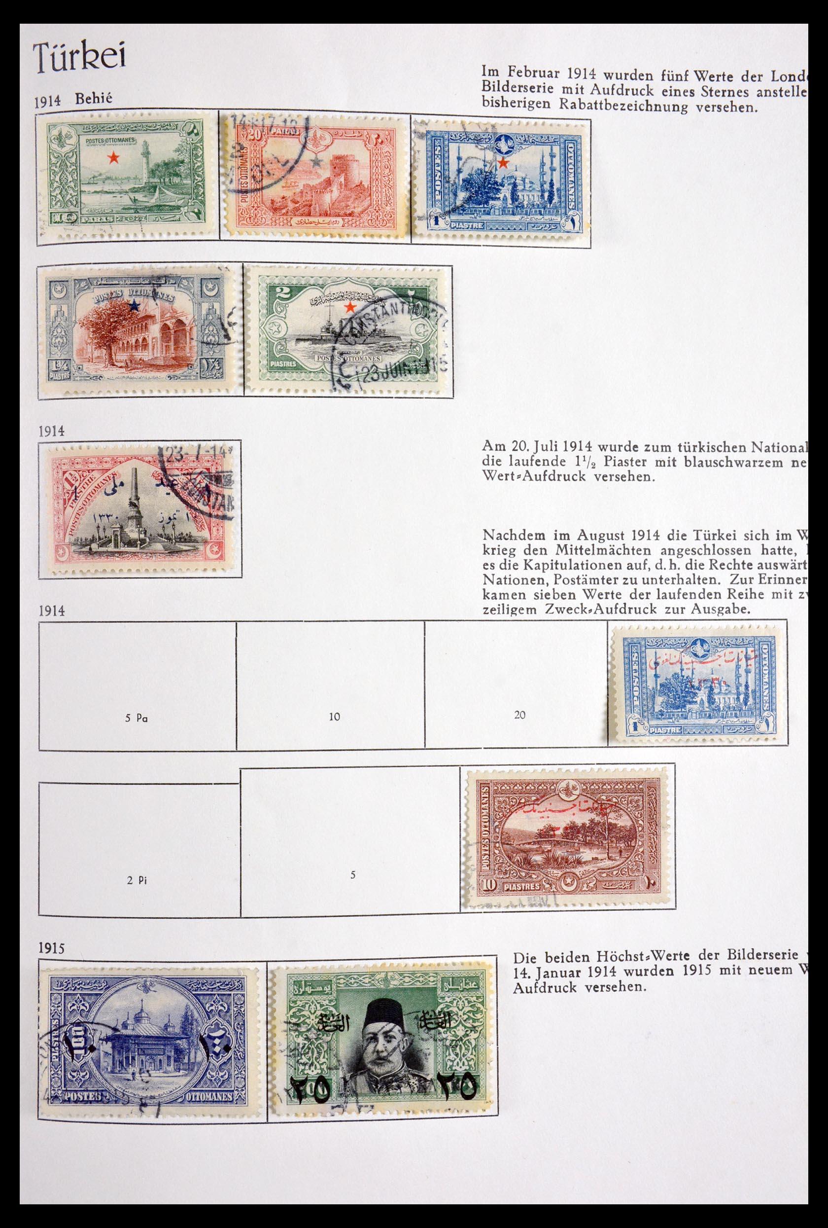 29894 019 - 29894 Turkije 1865-1967.