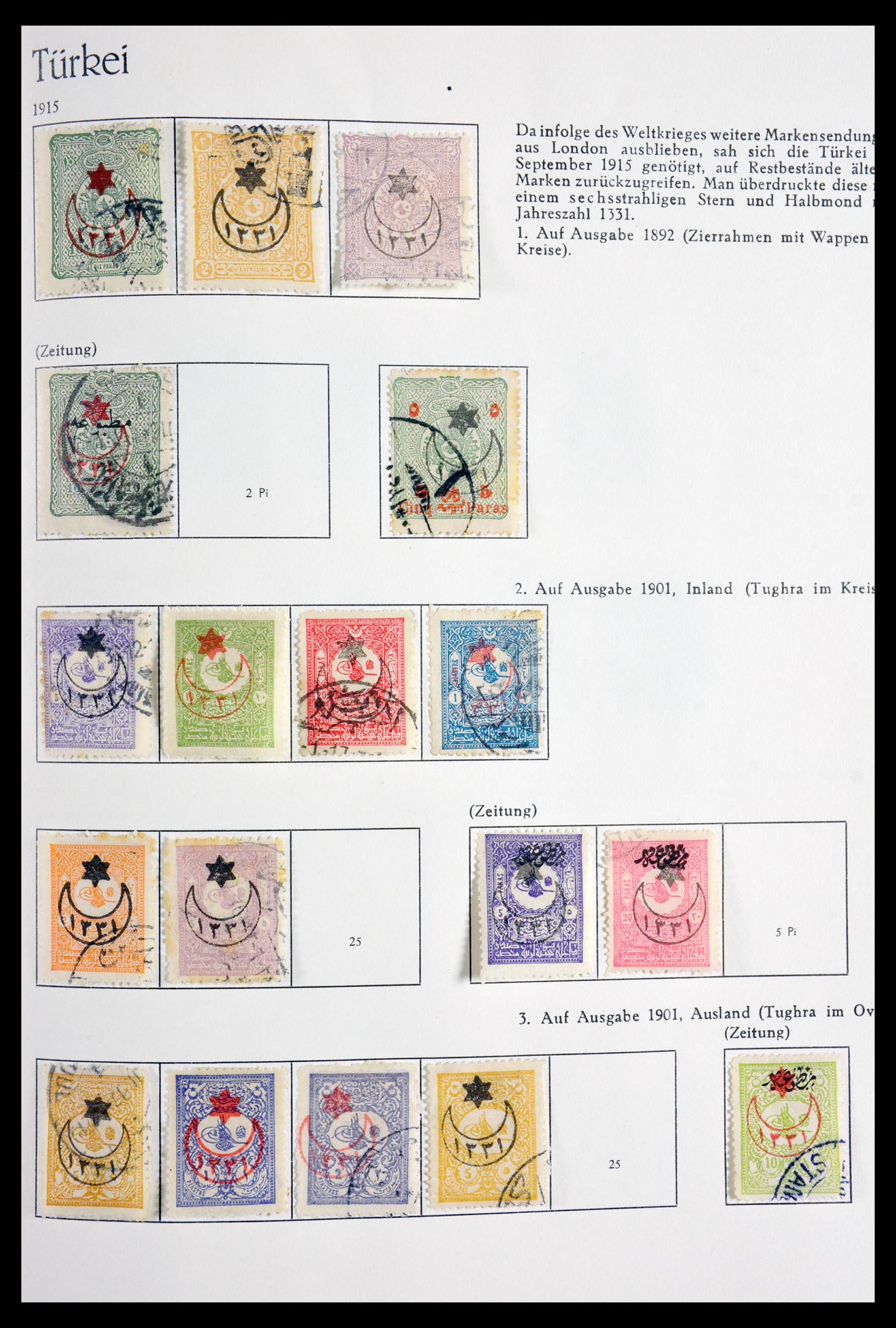 29894 020 - 29894 Turkije 1865-1967.