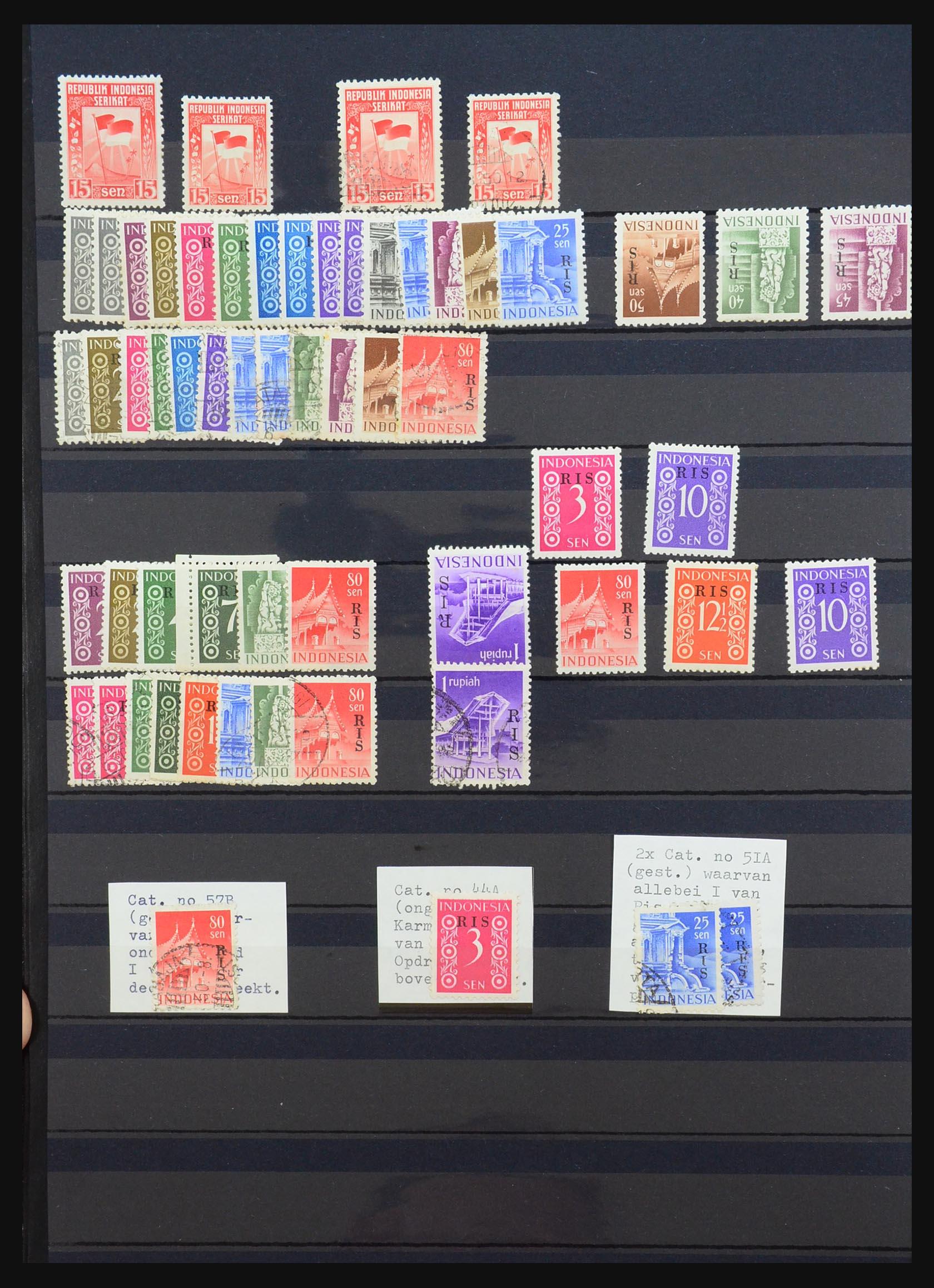 31401 004 - 31401 Indonesië 1949-1984.