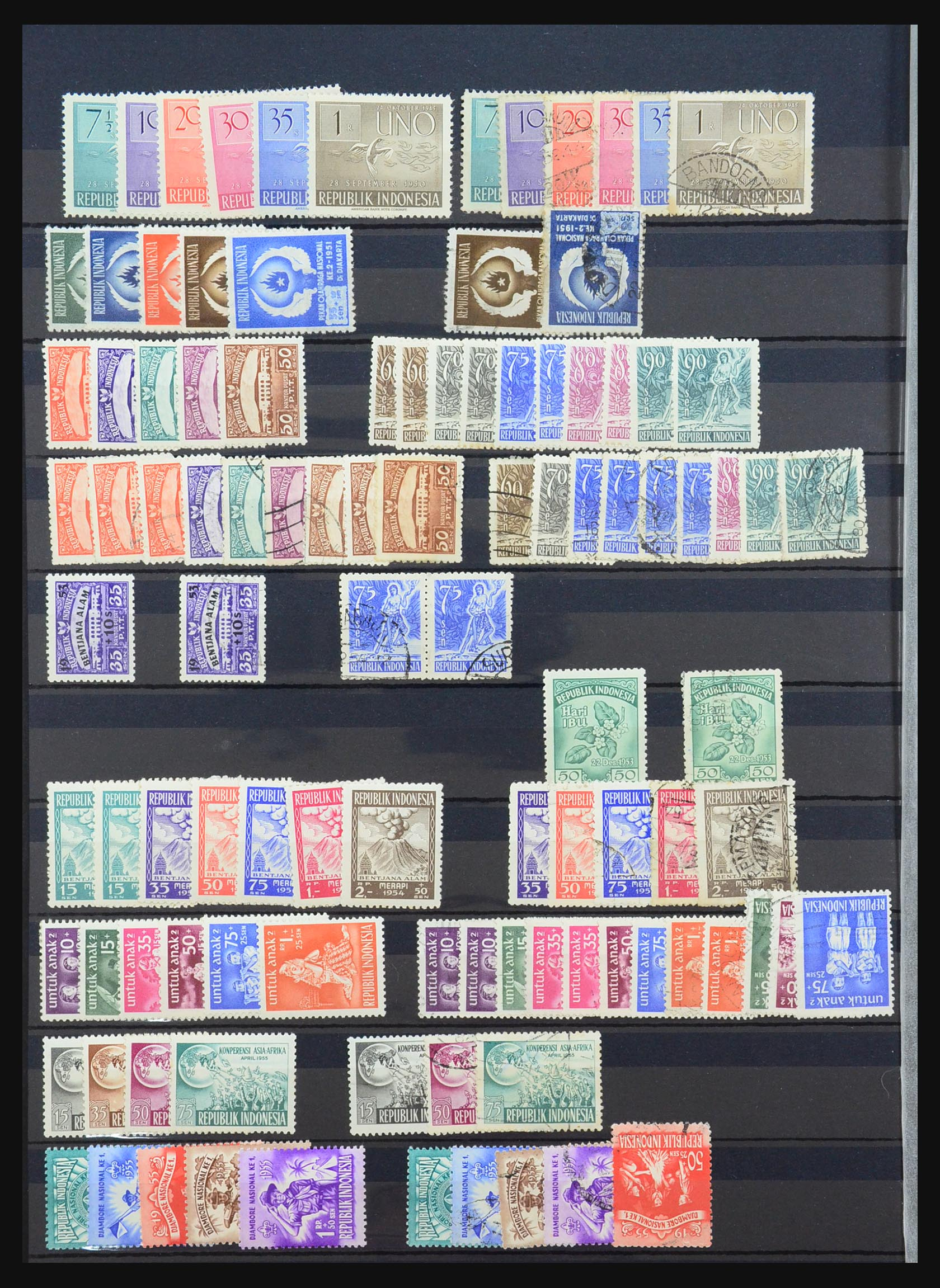 31401 006 - 31401 Indonesië 1949-1984.