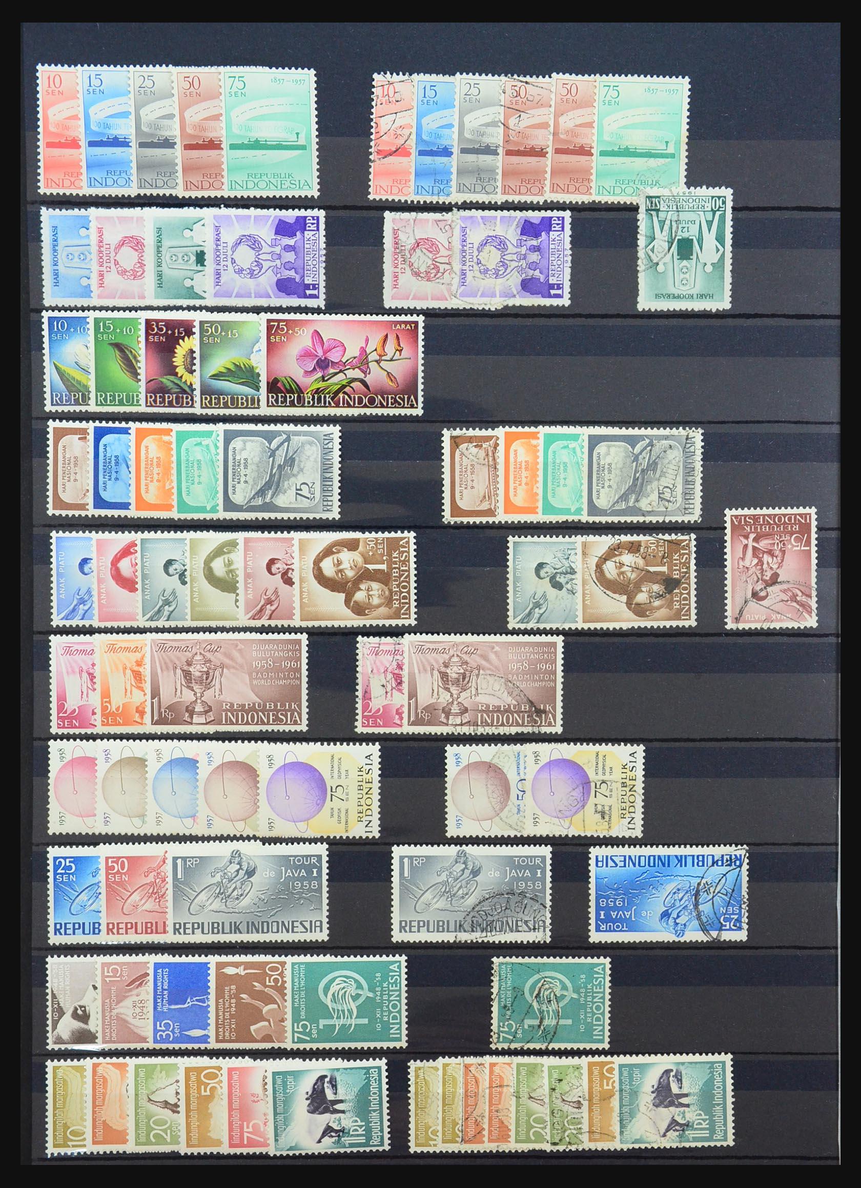 31401 008 - 31401 Indonesië 1949-1984.