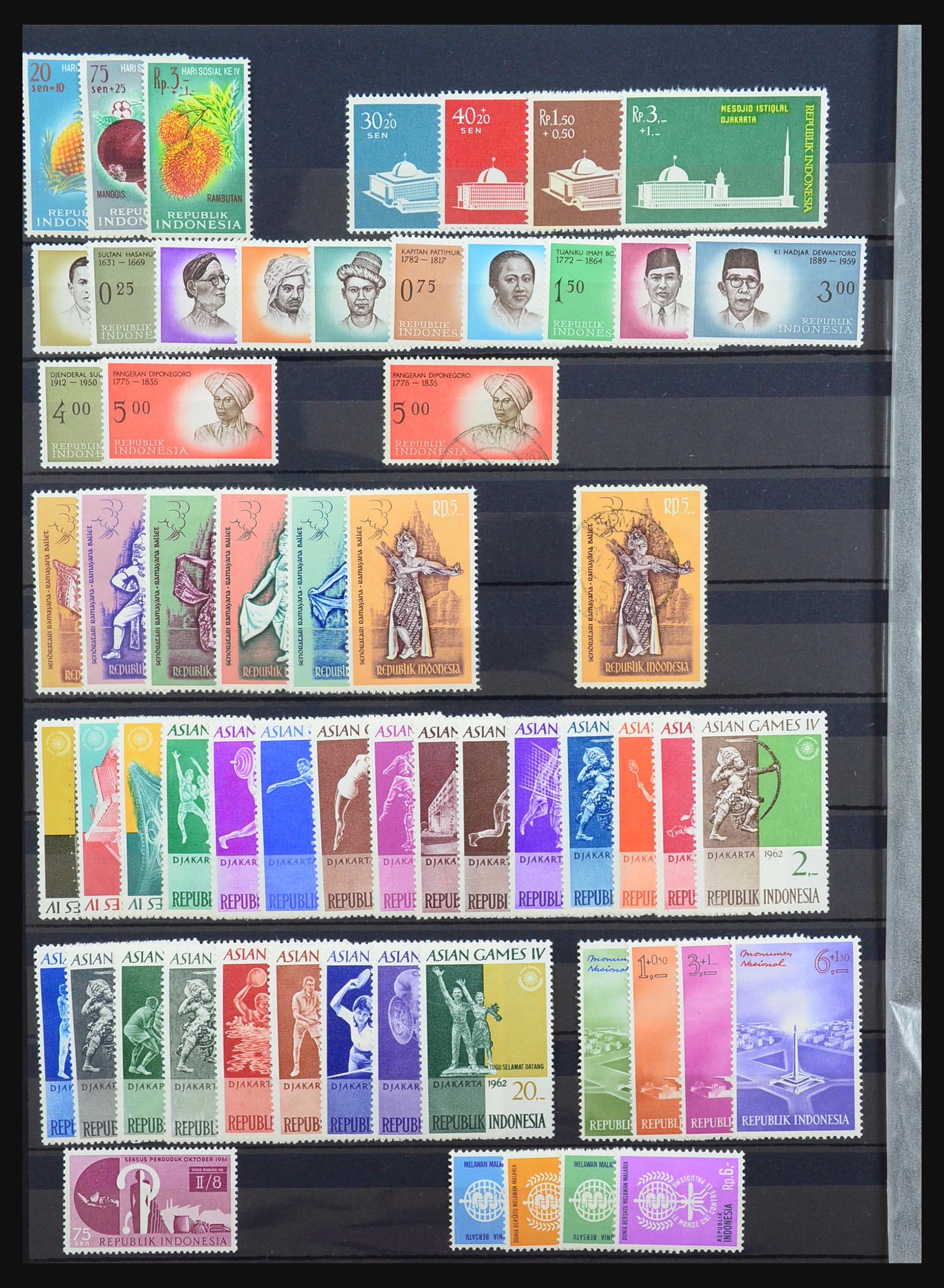 31401 010 - 31401 Indonesië 1949-1984.