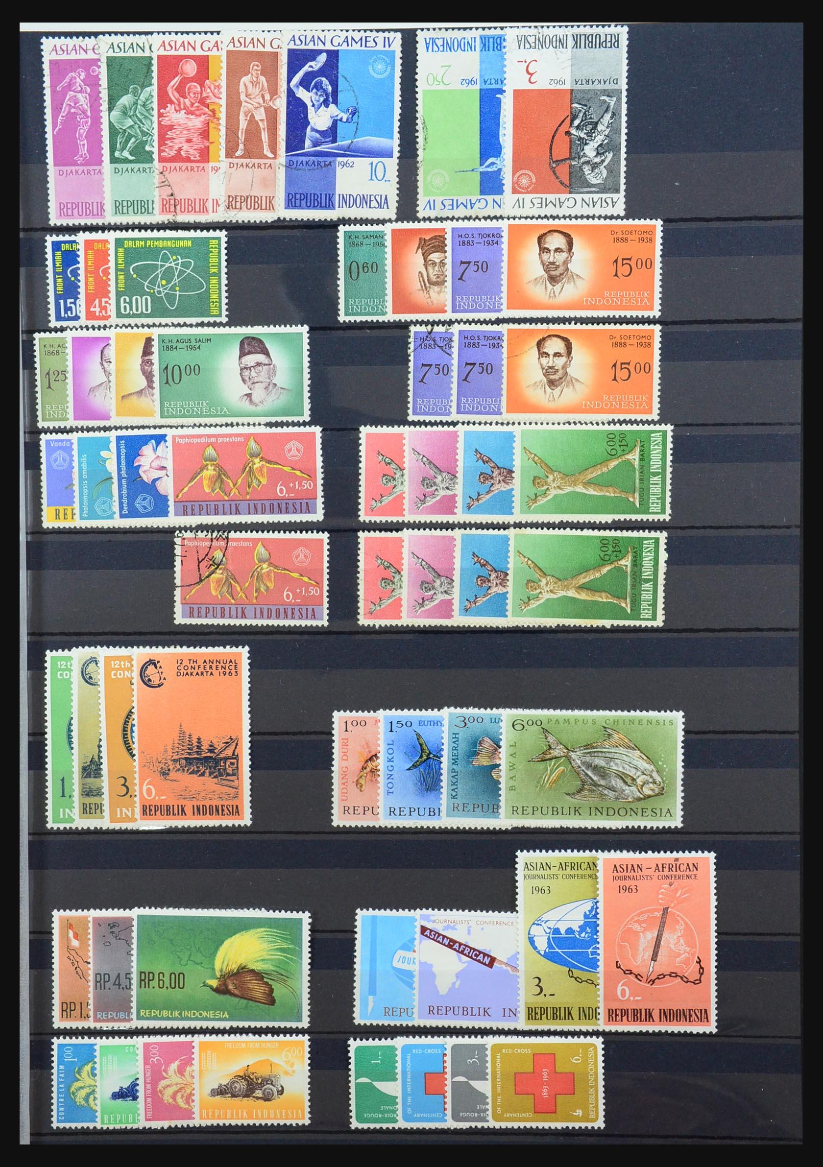 31401 011 - 31401 Indonesië 1949-1984.