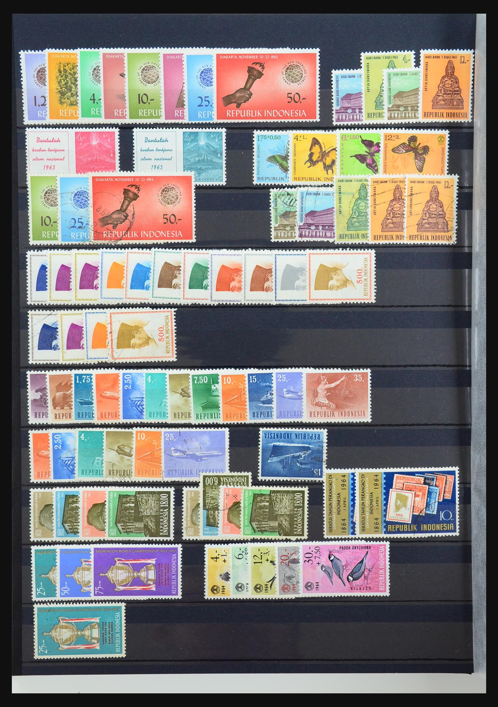 31401 012 - 31401 Indonesië 1949-1984.