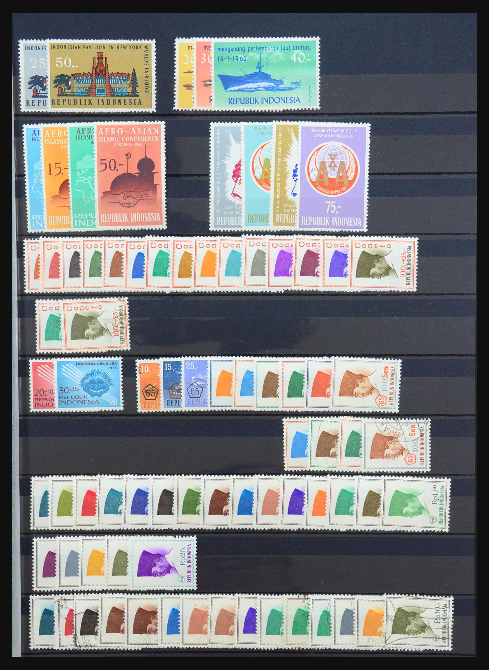 31401 013 - 31401 Indonesië 1949-1984.