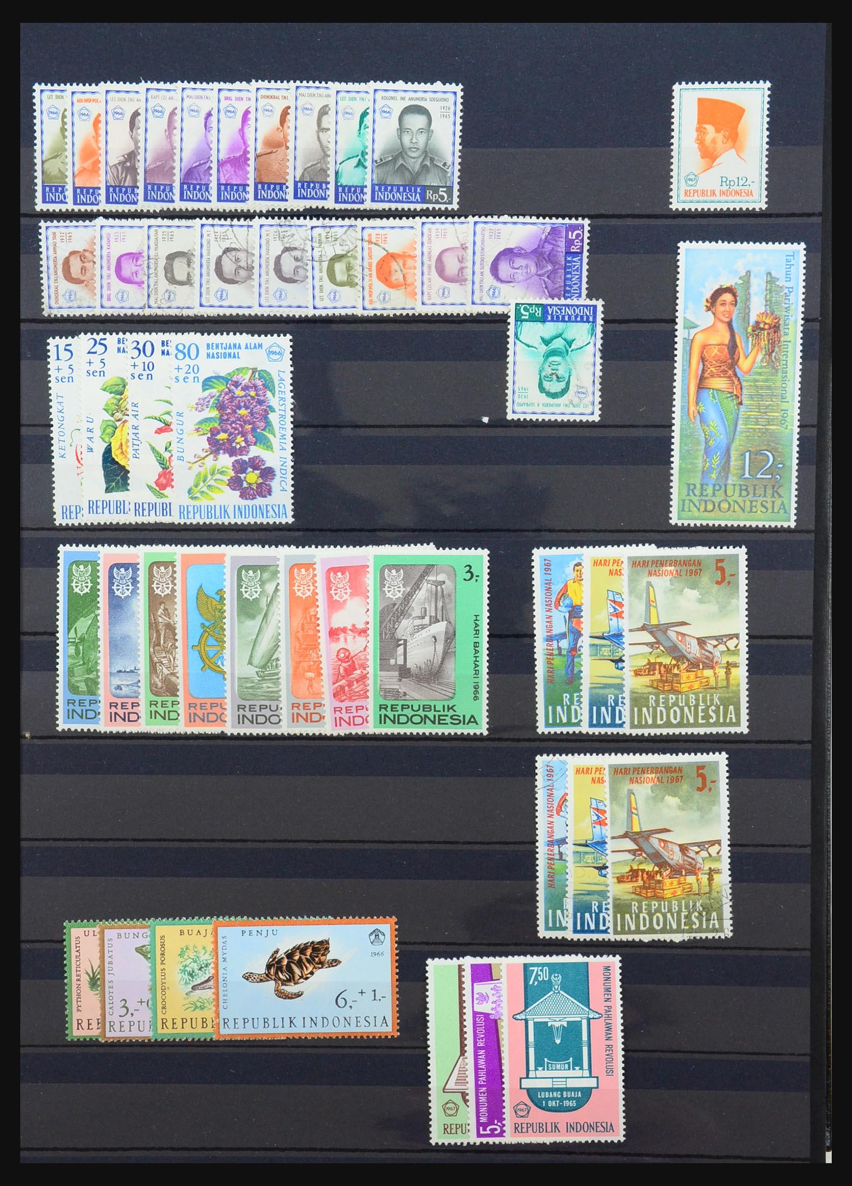 31401 015 - 31401 Indonesië 1949-1984.