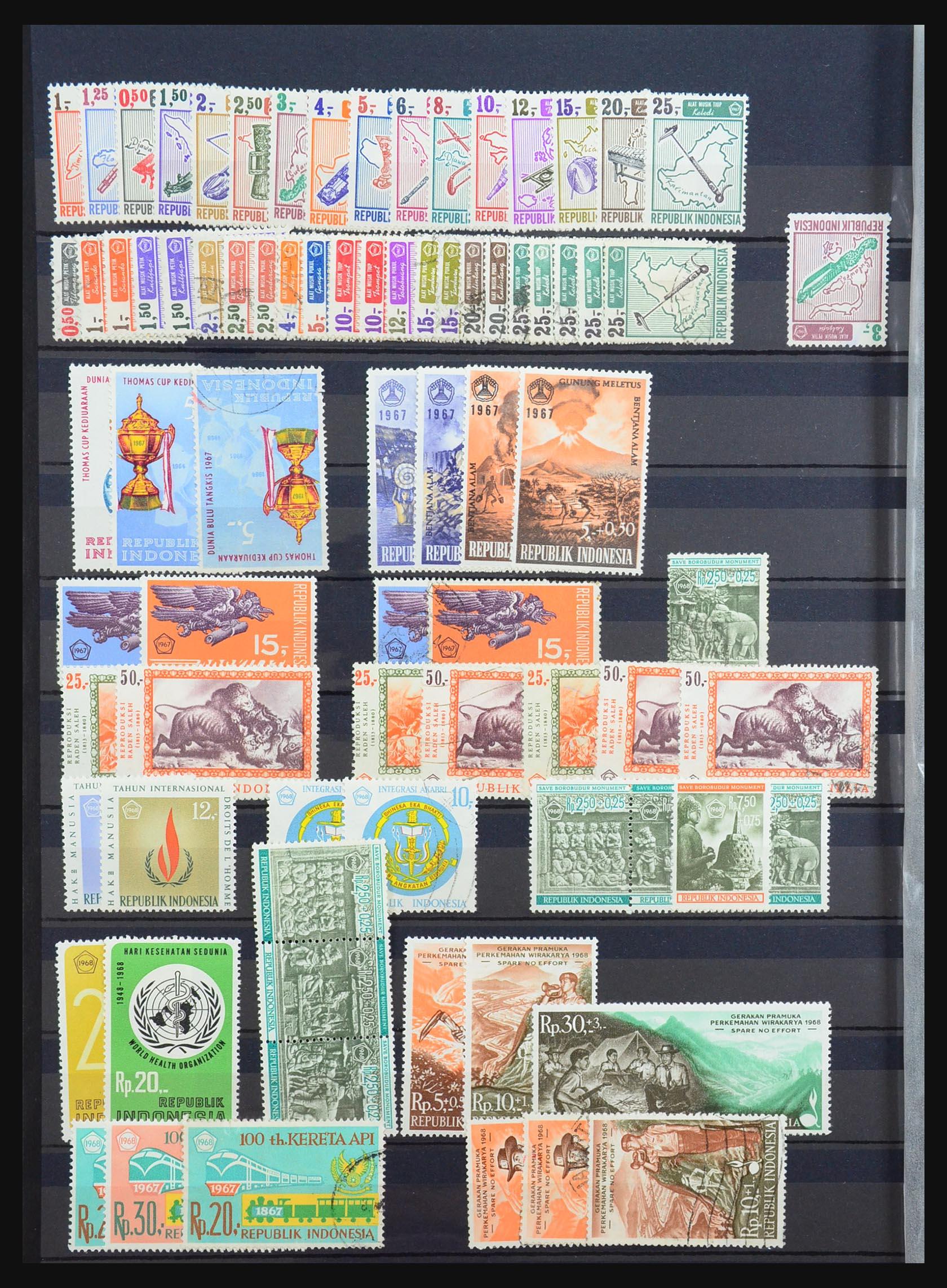 31401 016 - 31401 Indonesië 1949-1984.