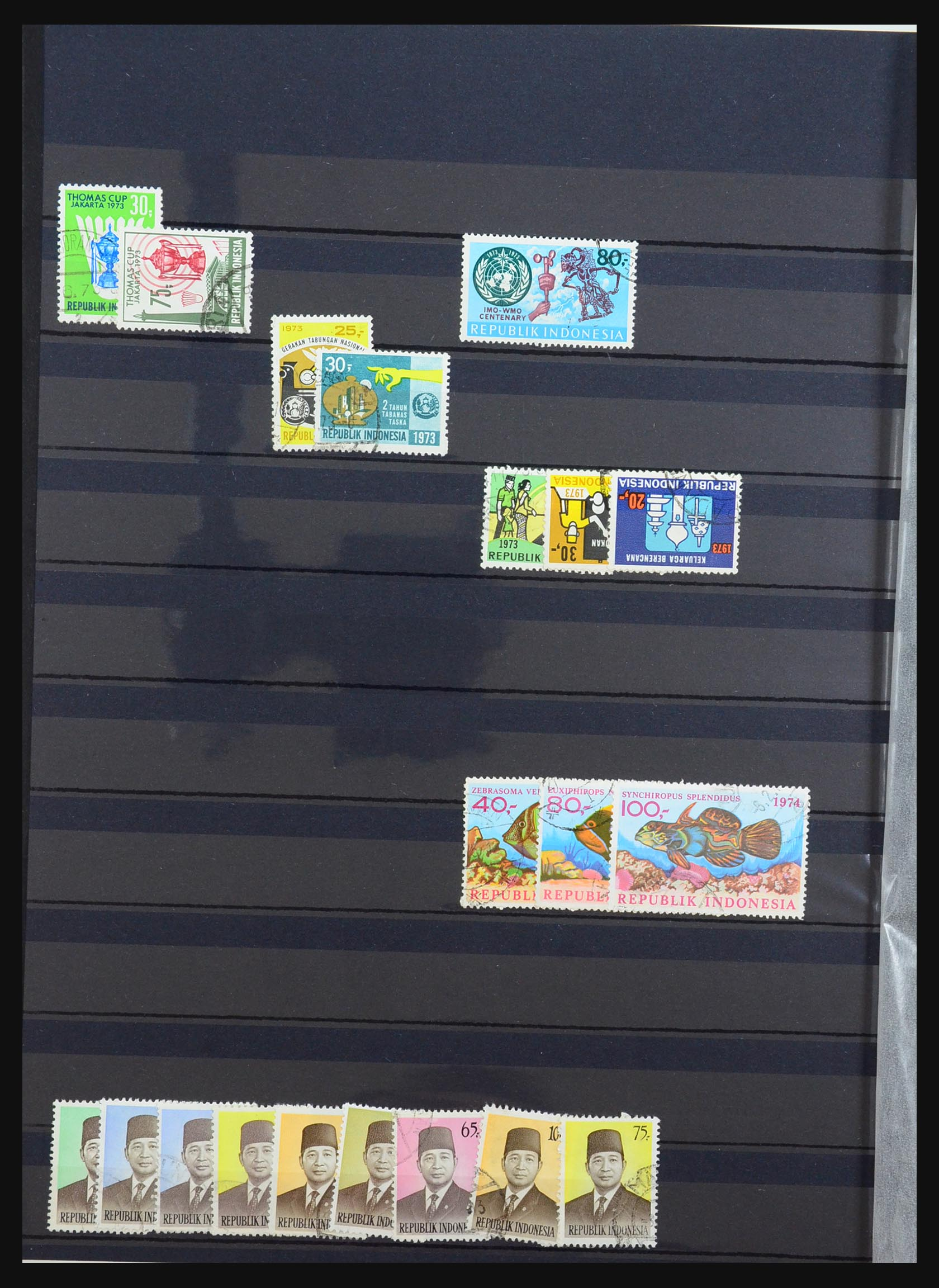 31401 020 - 31401 Indonesië 1949-1984.