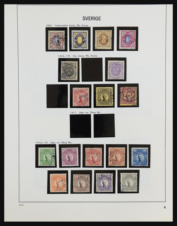 31453 004 - 31453 Sweden 1858-1974.