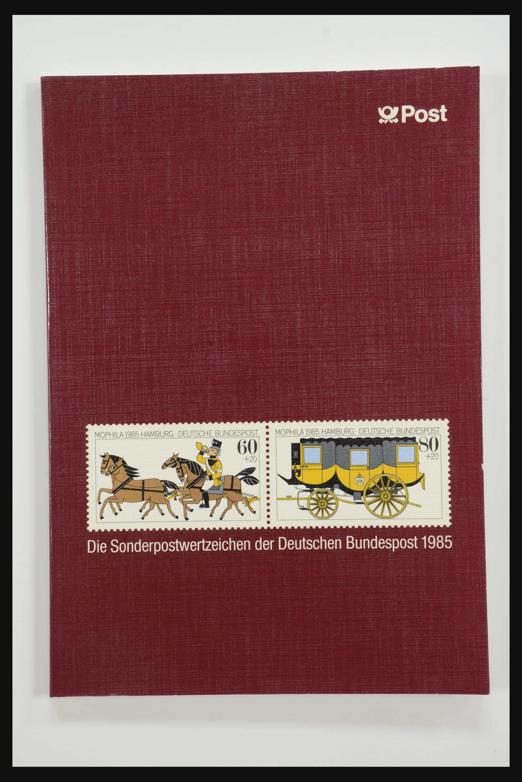 31834 013 - 31834 Bundespost yearbooks 1973(!)-1999.