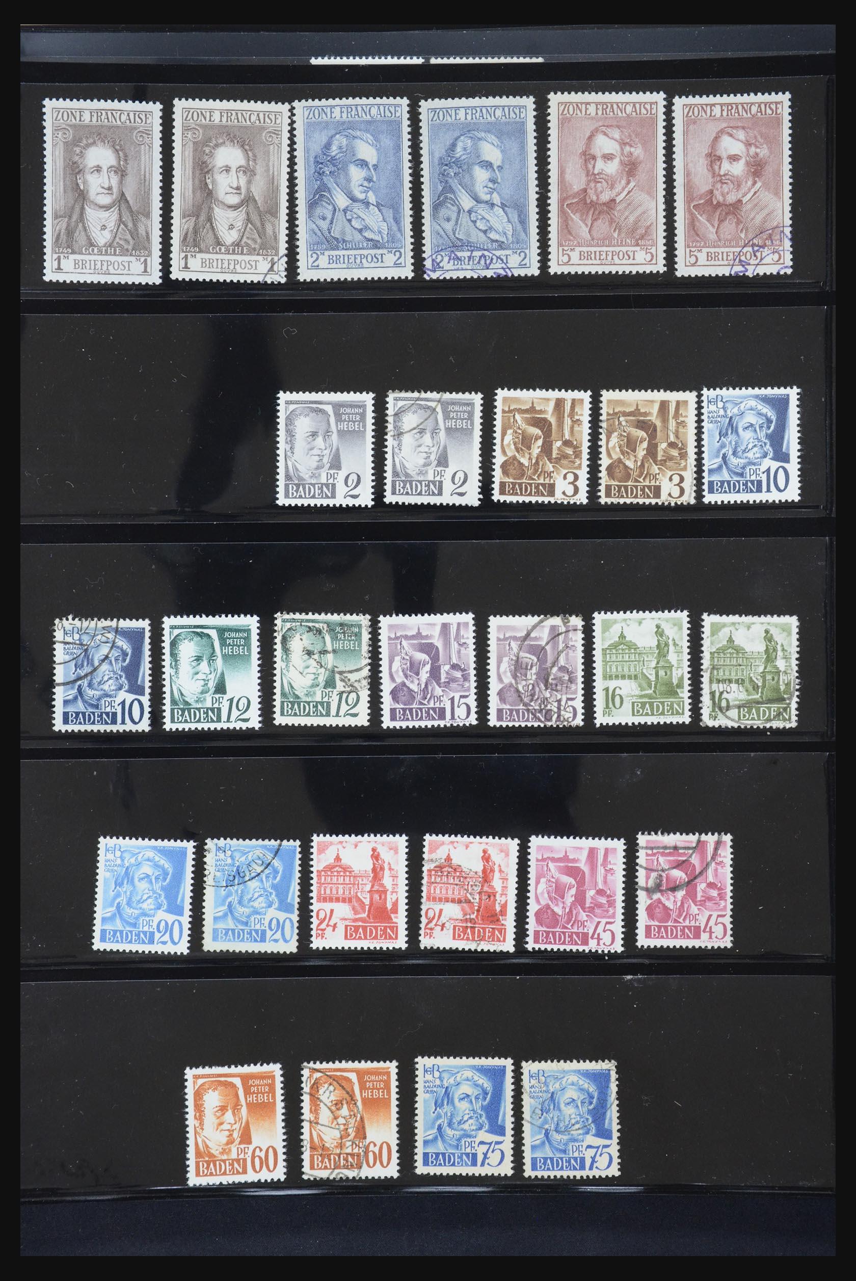 31876 002 - 31876 French Zone 1945-1948.
