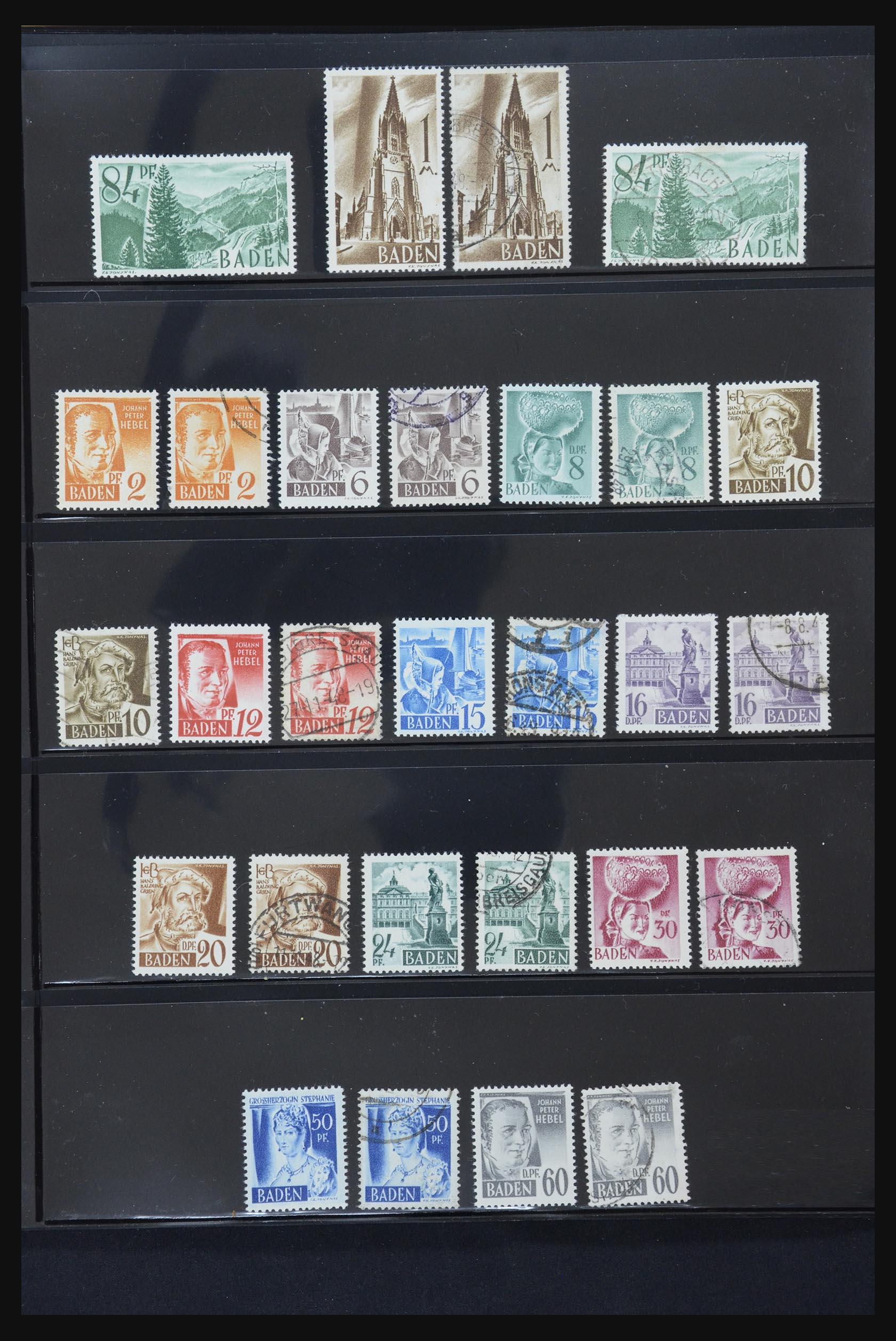 31876 003 - 31876 French Zone 1945-1948.