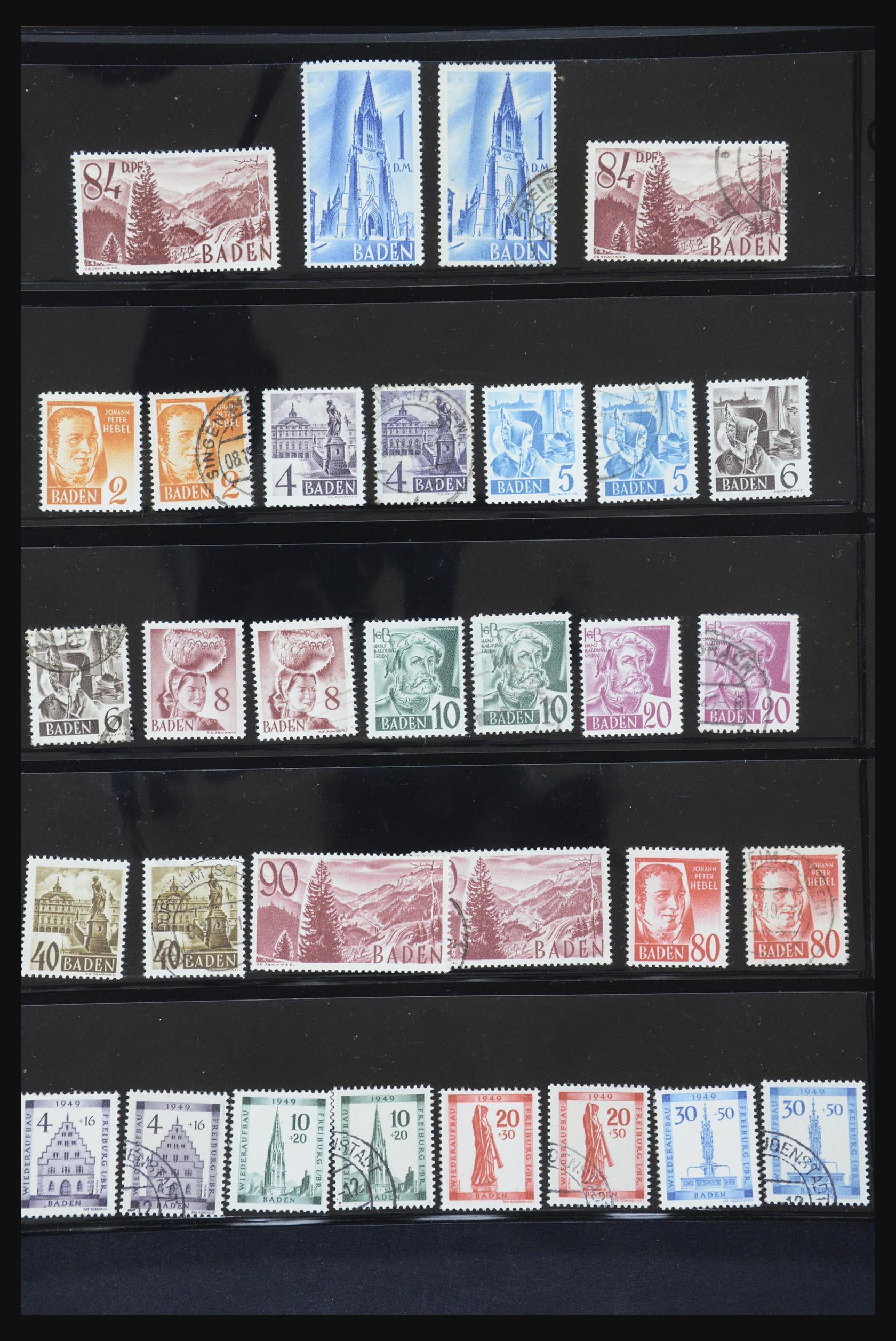 31876 004 - 31876 French Zone 1945-1948.