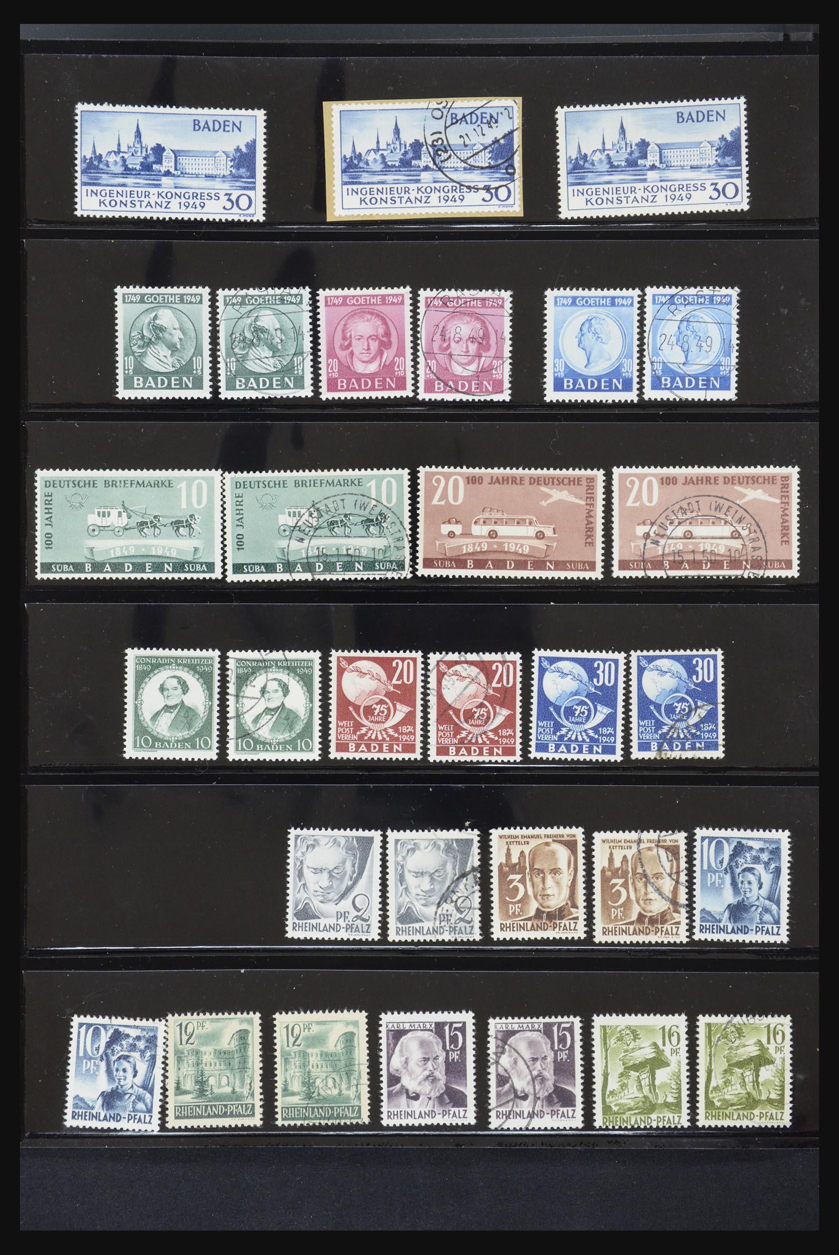 31876 009 - 31876 French Zone 1945-1948.