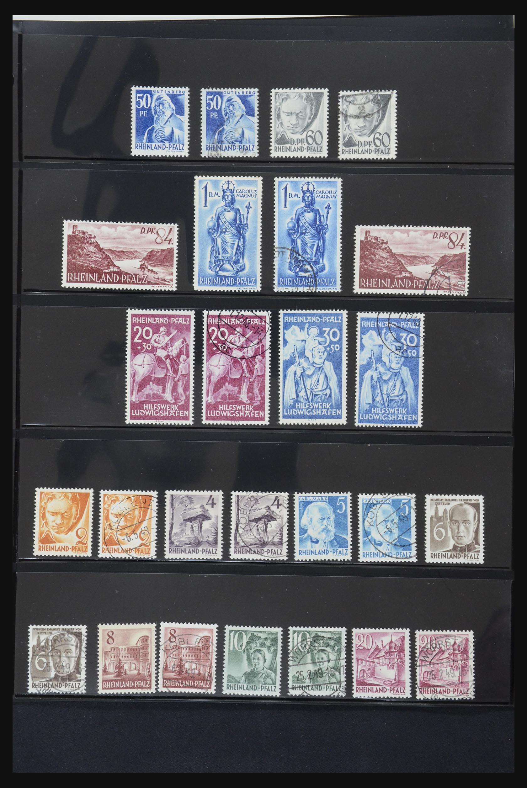 31876 011 - 31876 French Zone 1945-1948.