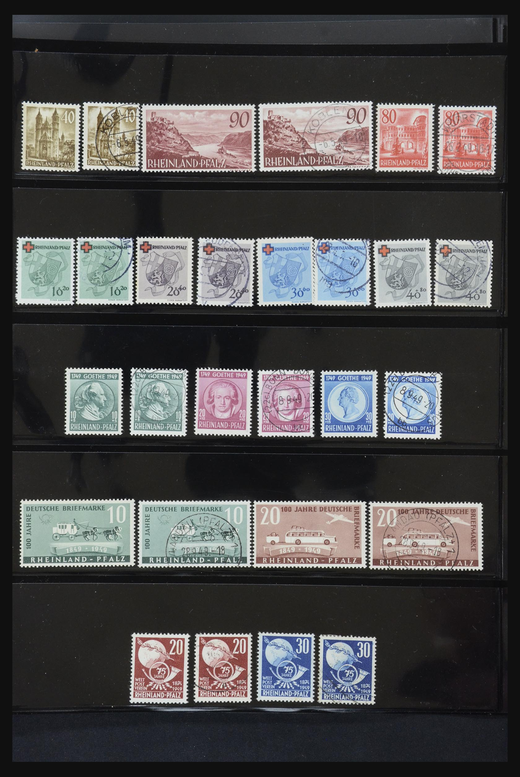 31876 012 - 31876 French Zone 1945-1948.