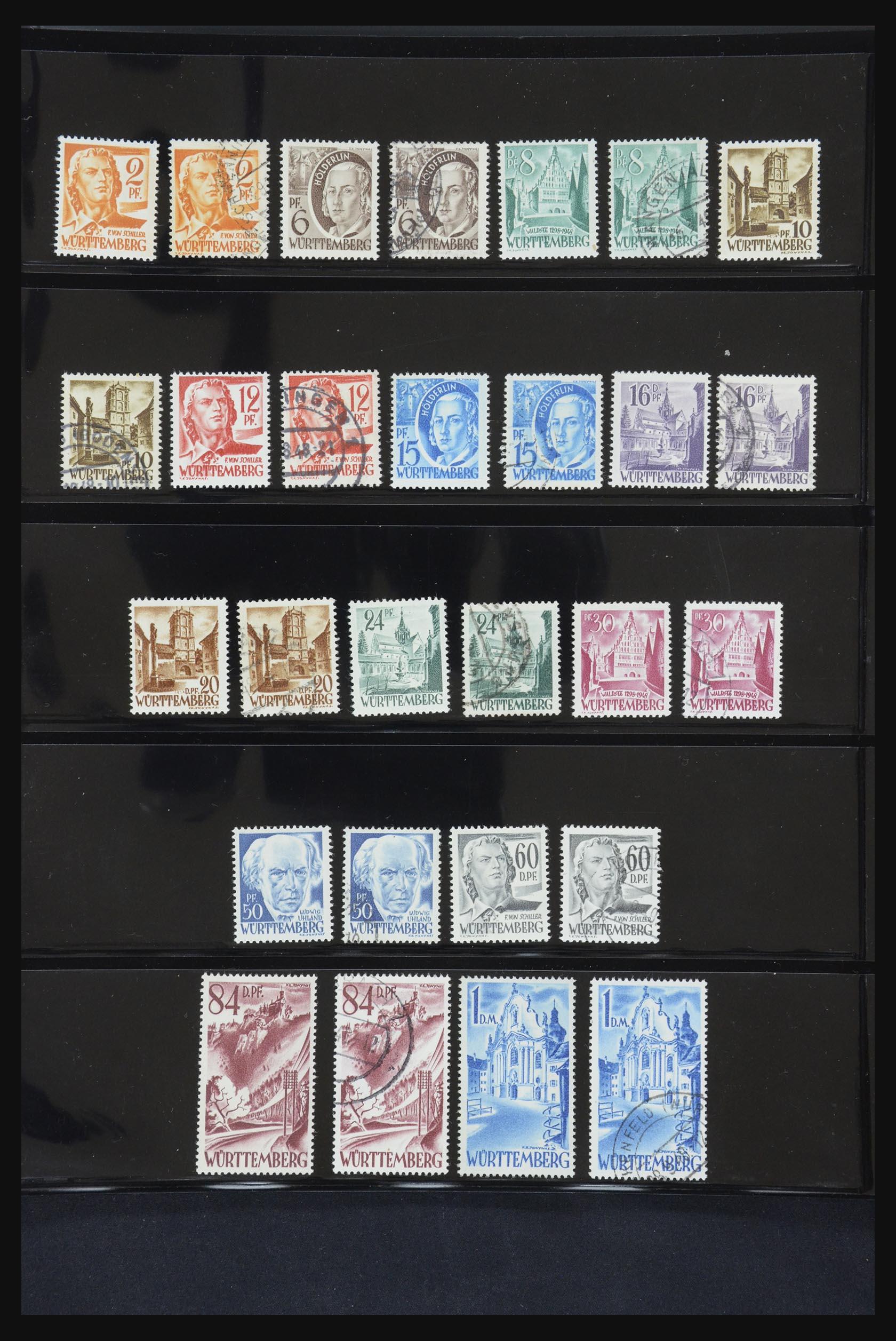 31876 014 - 31876 French Zone 1945-1948.