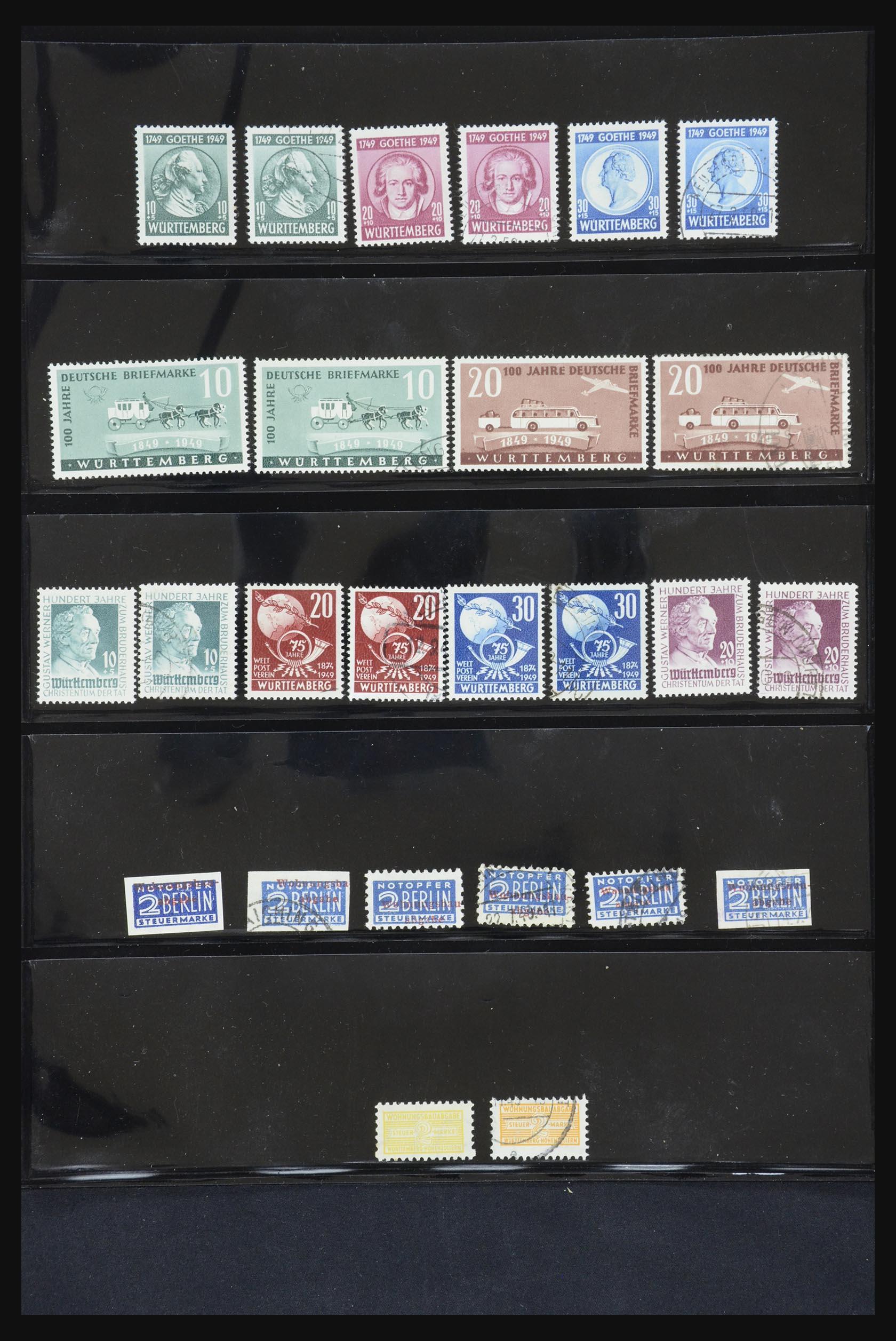 31876 016 - 31876 French Zone 1945-1948.