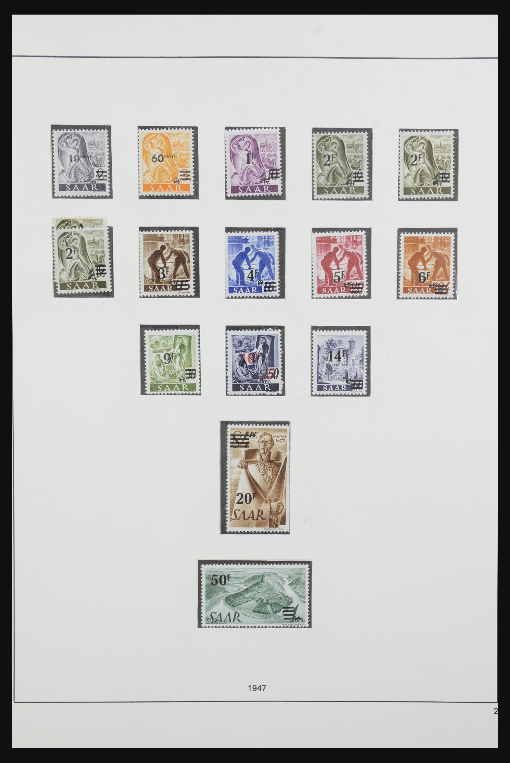 32014 002 - 32014 Germany 1945-1959.