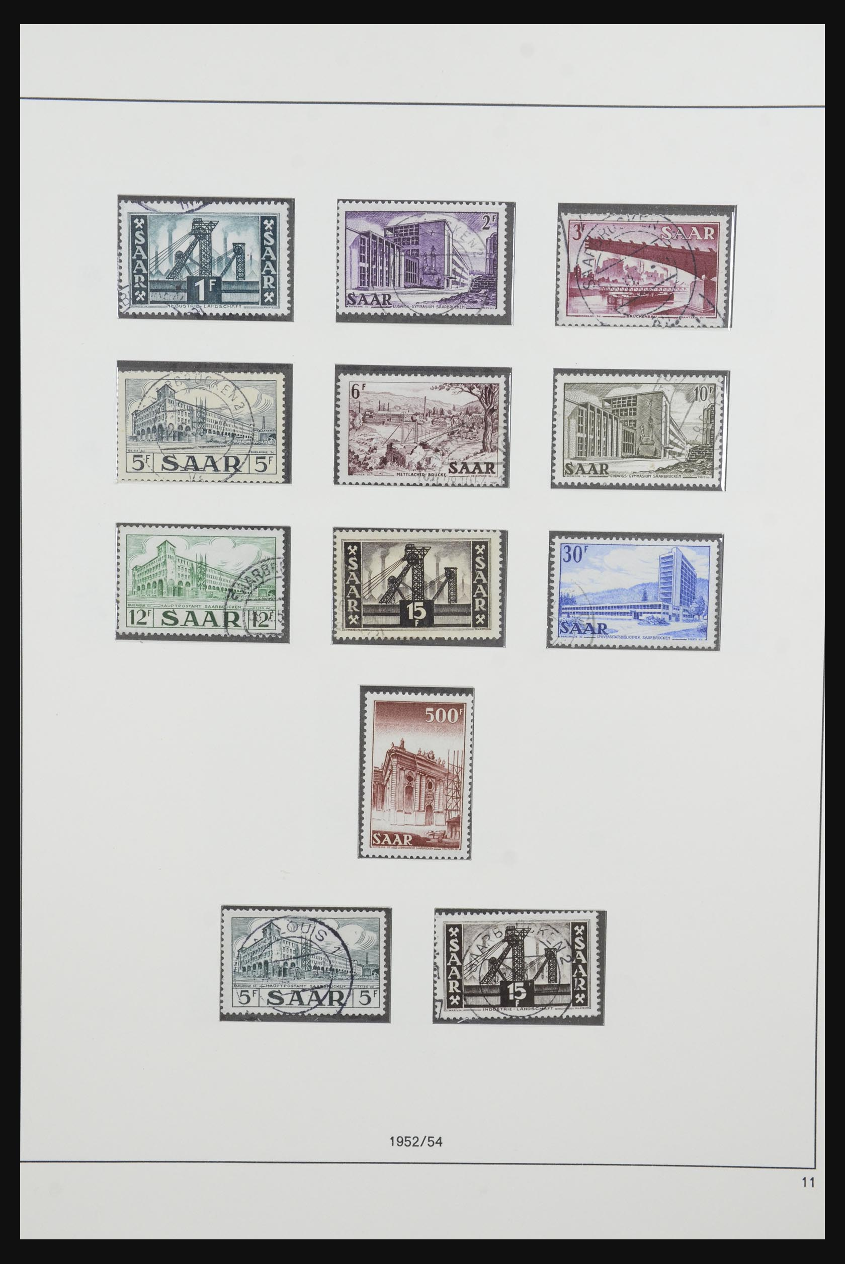 32014 011 - 32014 Germany 1945-1959.