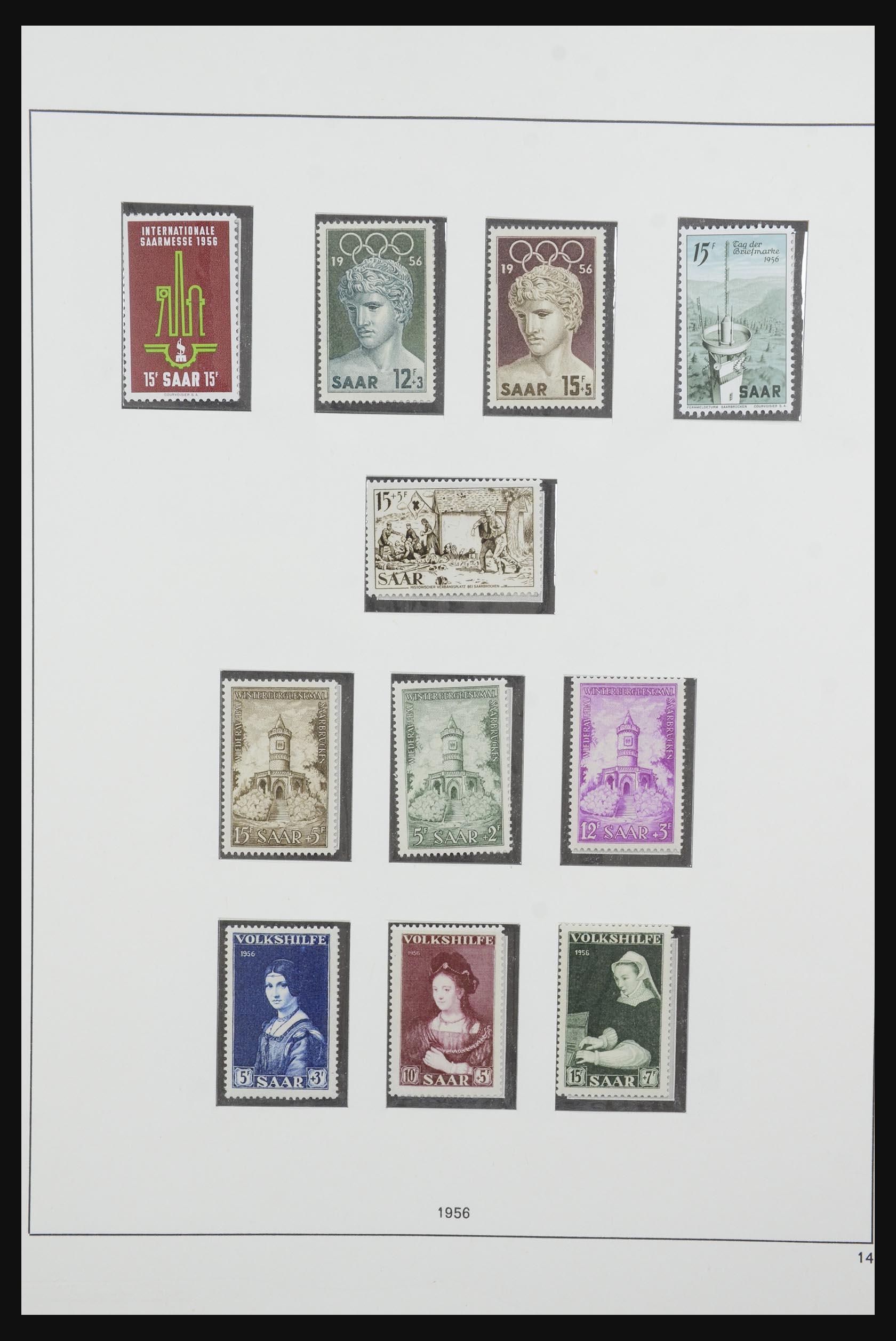 32014 014 - 32014 Germany 1945-1959.