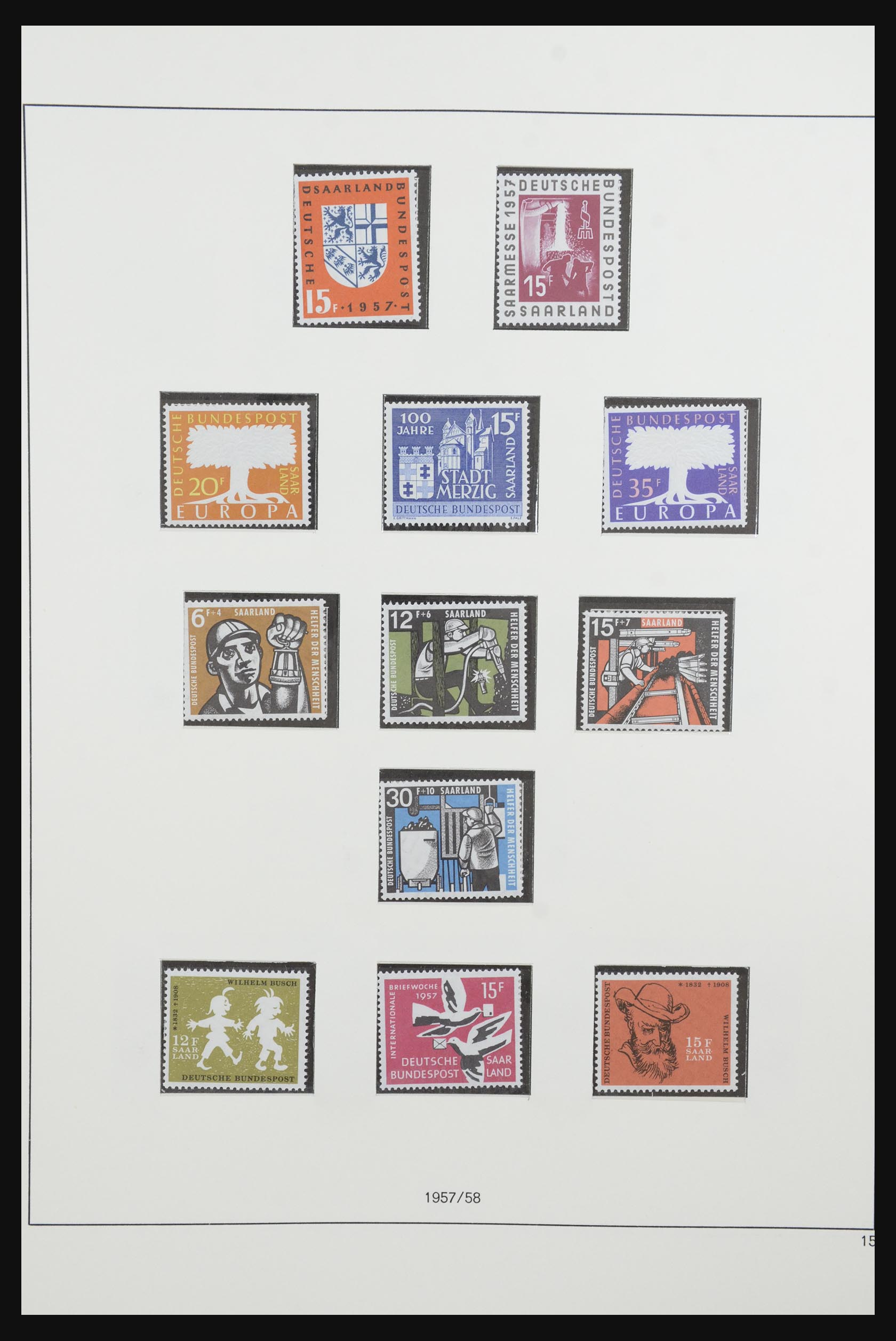32014 015 - 32014 Germany 1945-1959.