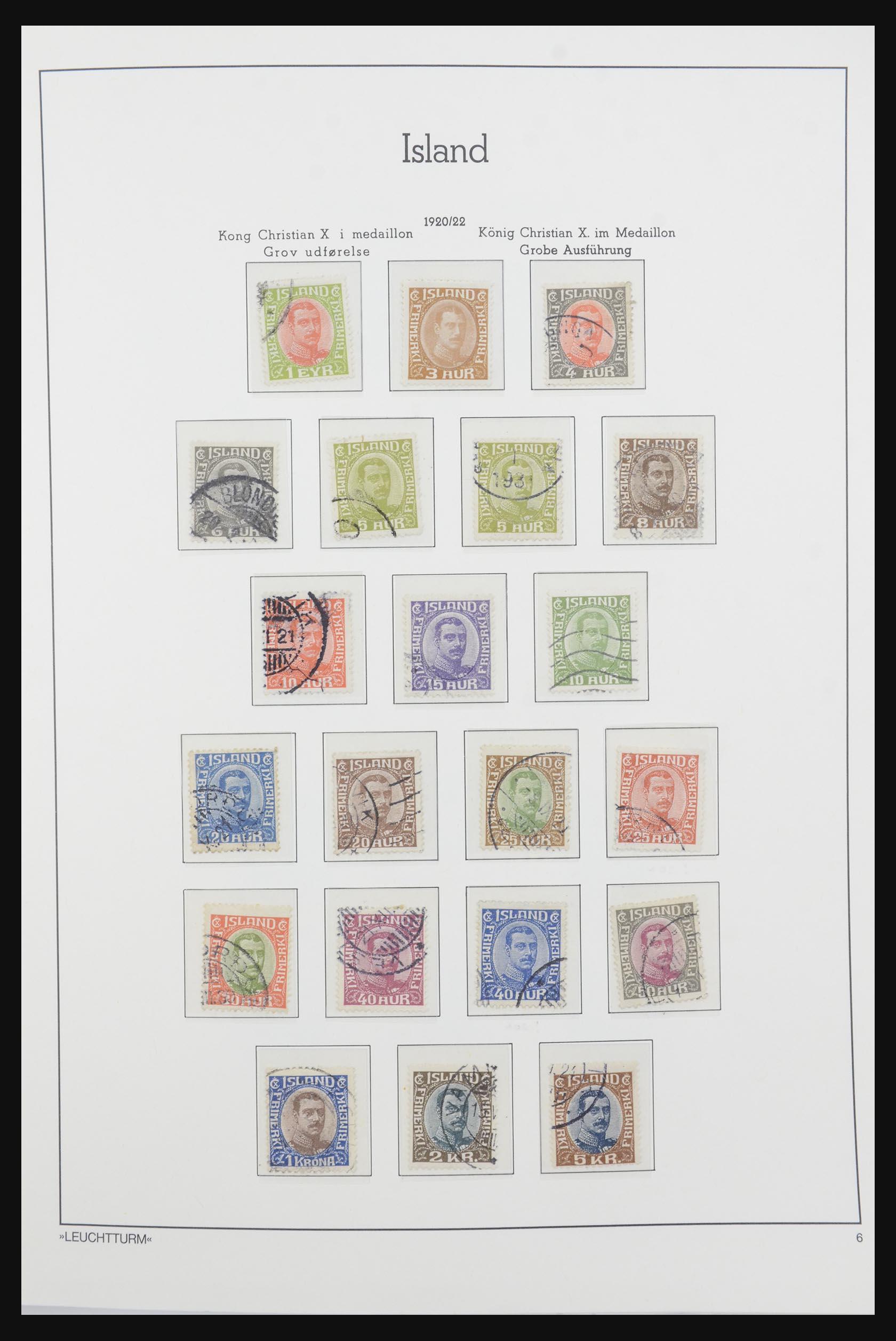 32031 006 - 32031 IJsland 1876-1991.