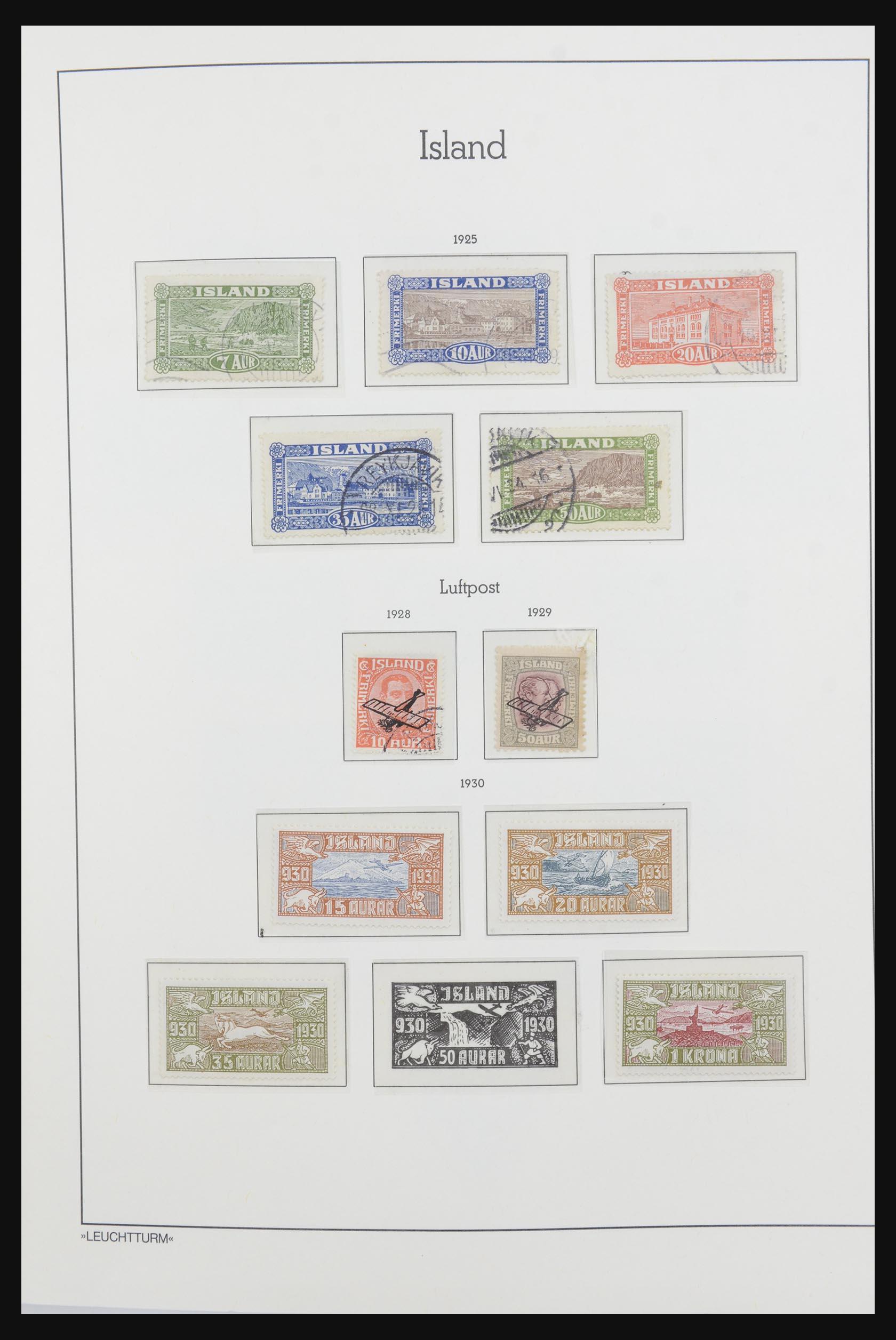 32031 008 - 32031 IJsland 1876-1991.