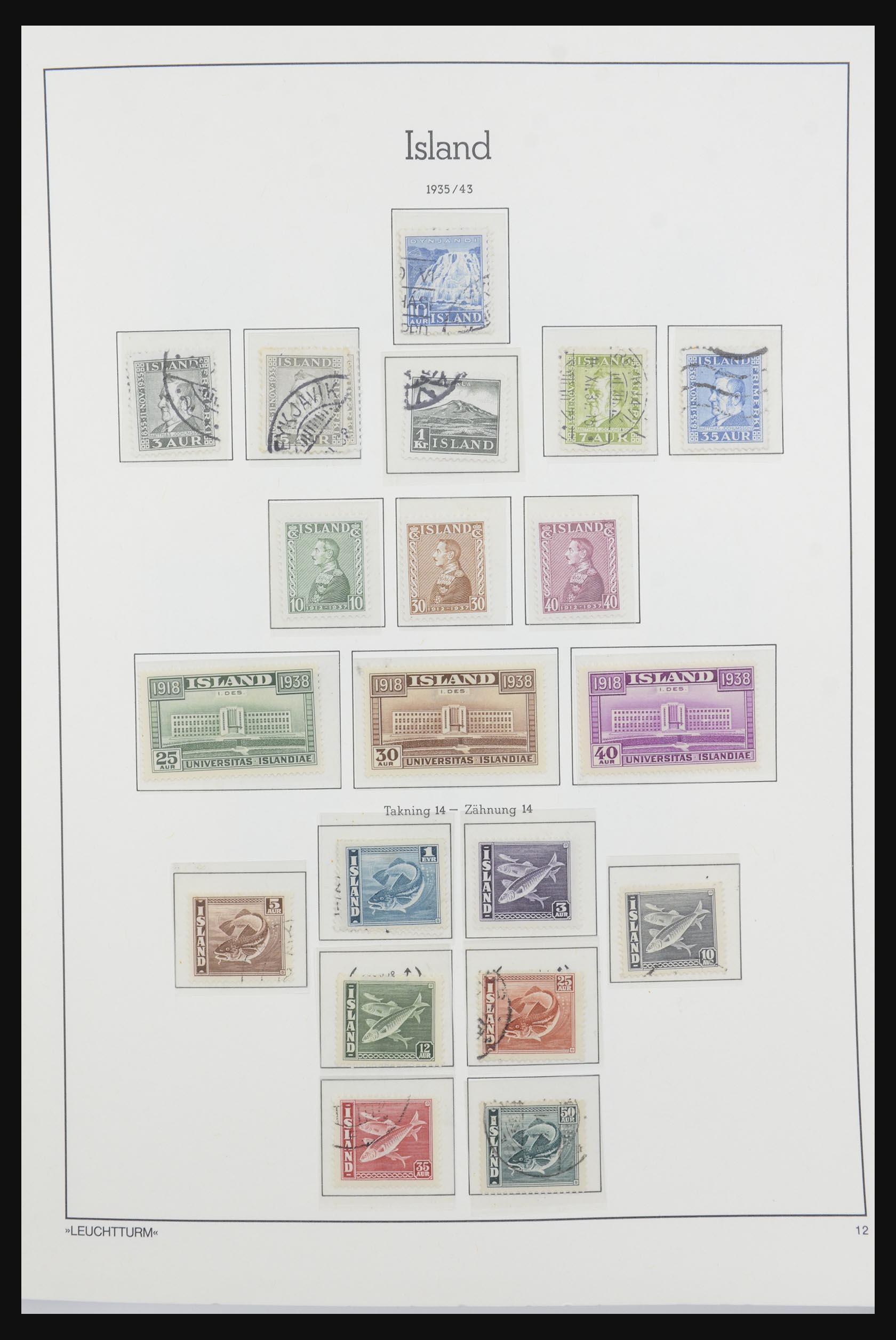 32031 012 - 32031 IJsland 1876-1991.