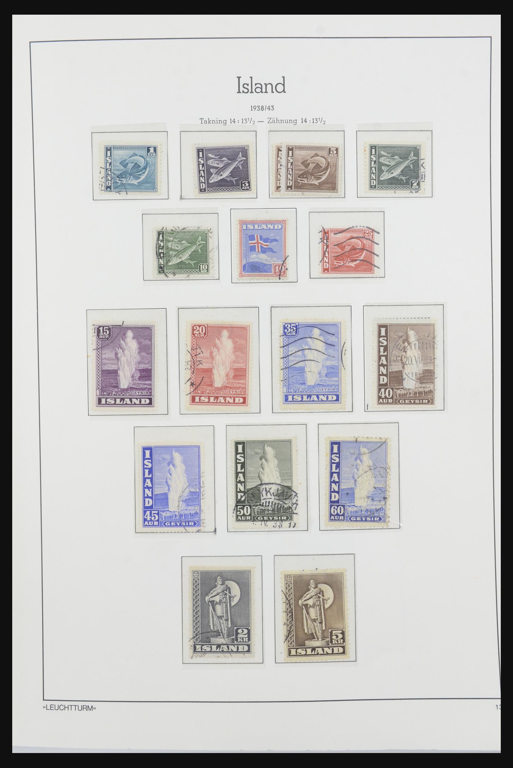 32031 013 - 32031 IJsland 1876-1991.